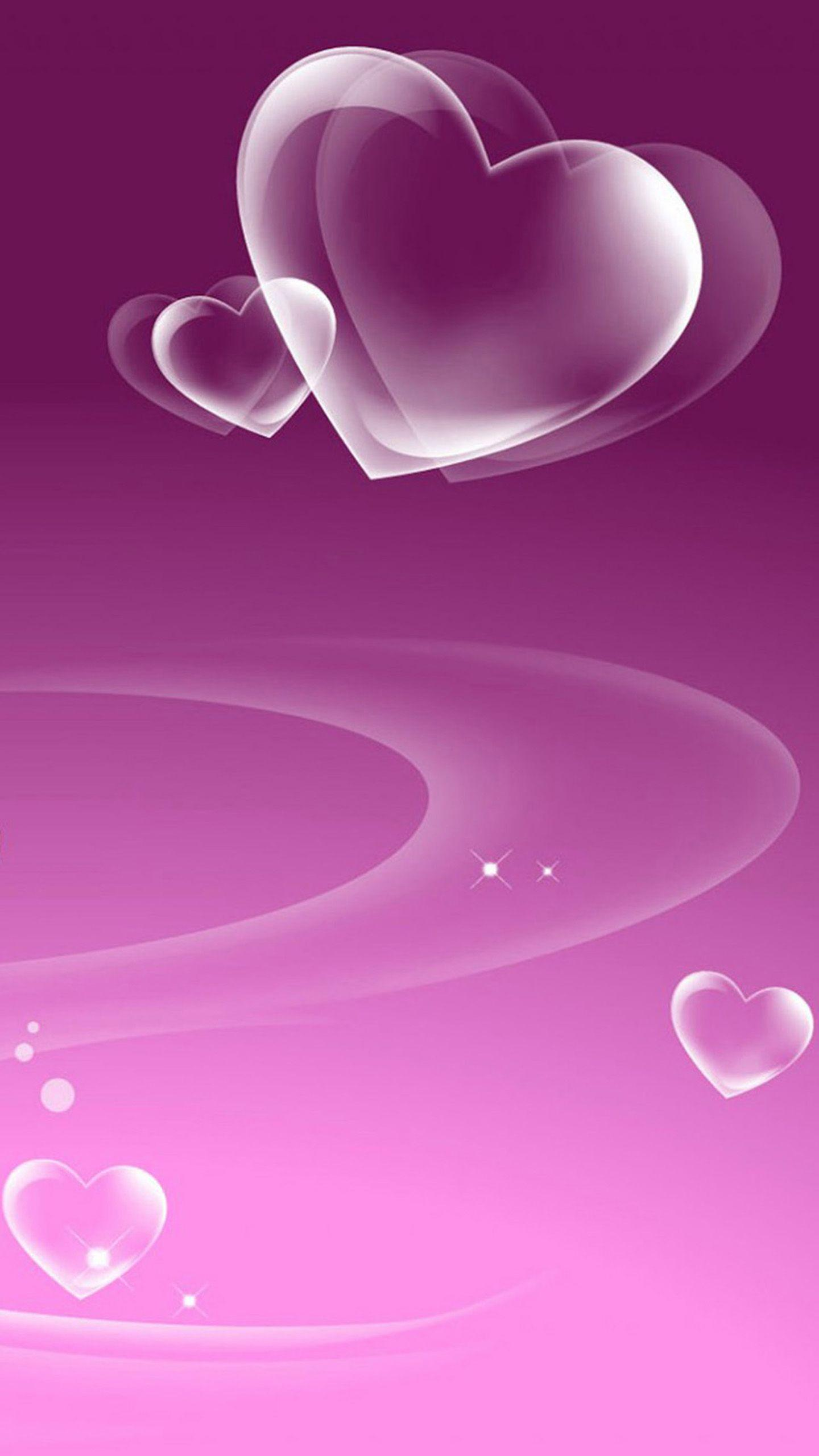 Galaxy Love Wallpapers Wallpaper Cave