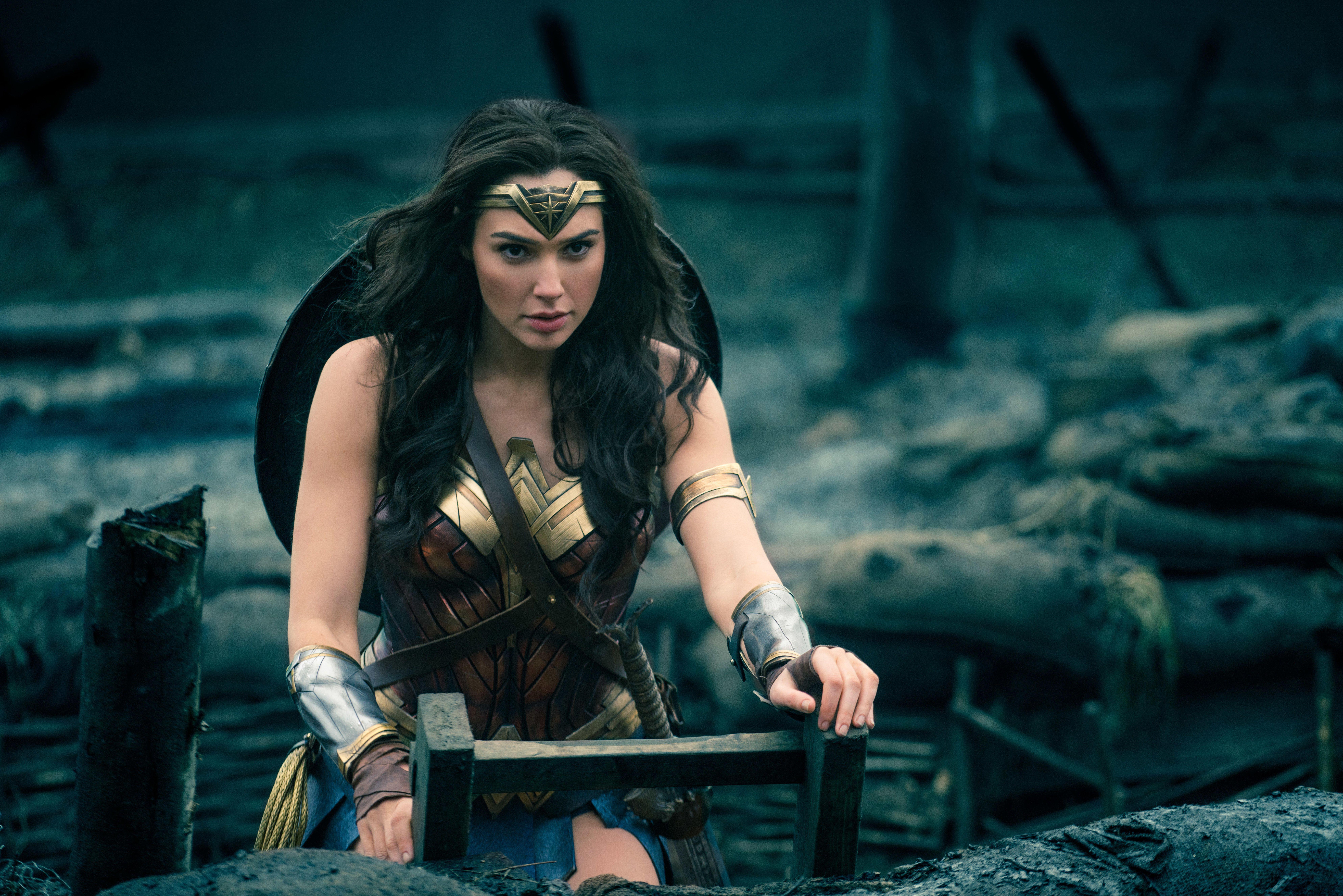 Wonder Woman 4k Wallpapers Wallpaper Cave