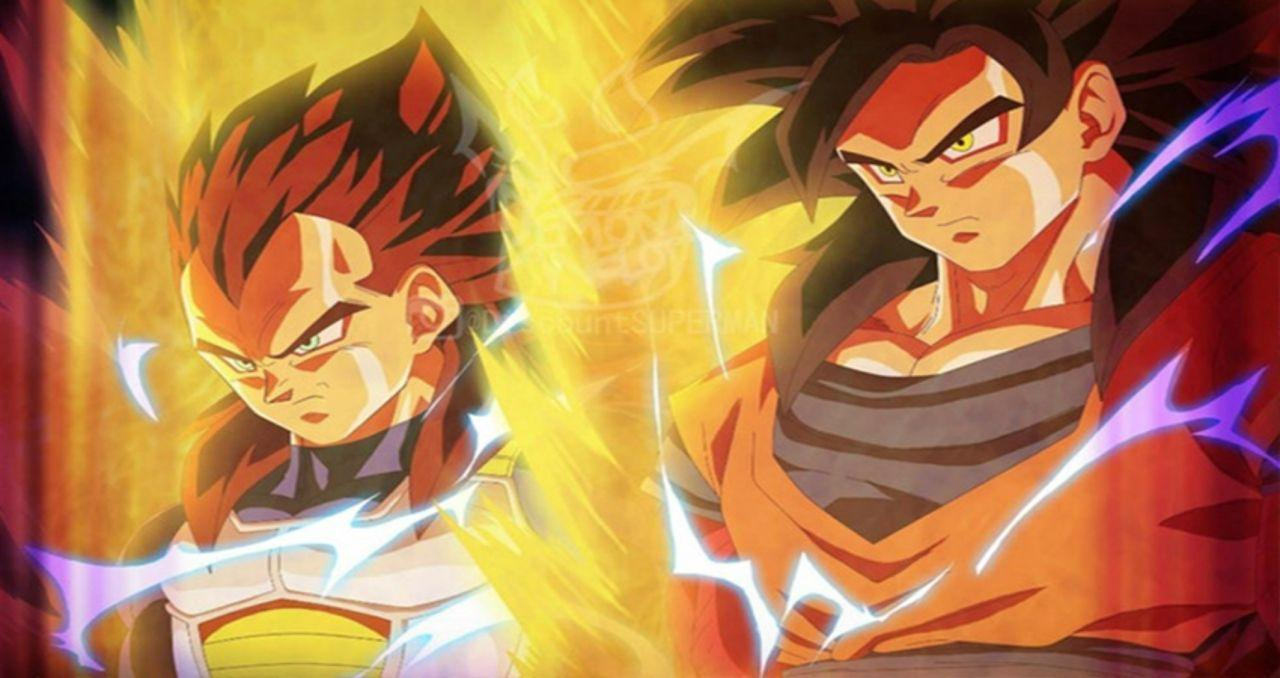 Here's What SSJ4 Could Look Like In 'Dragon Ball Super'