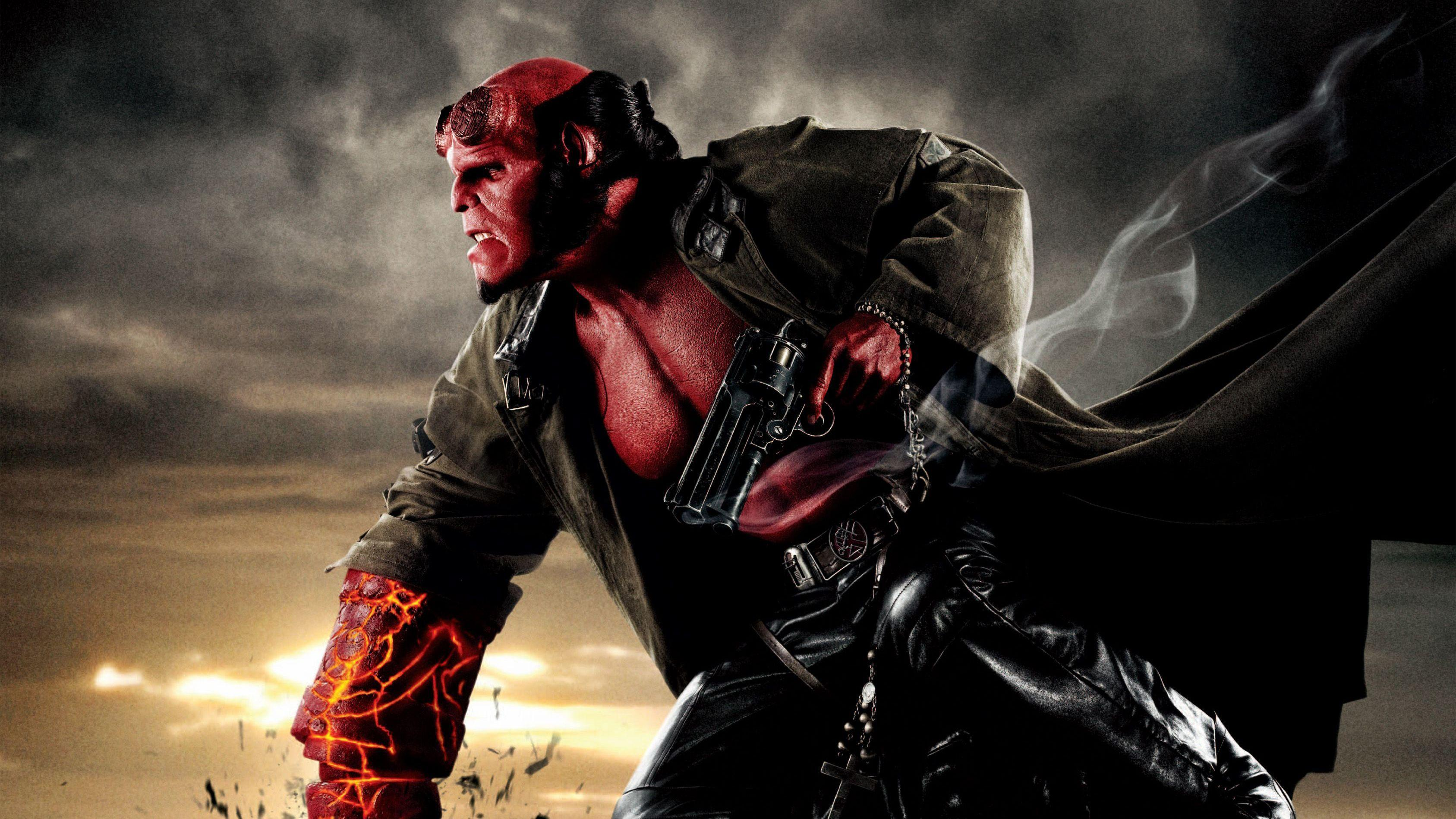 Movie Poster 2019: Hellboy 2019 Wallpapers