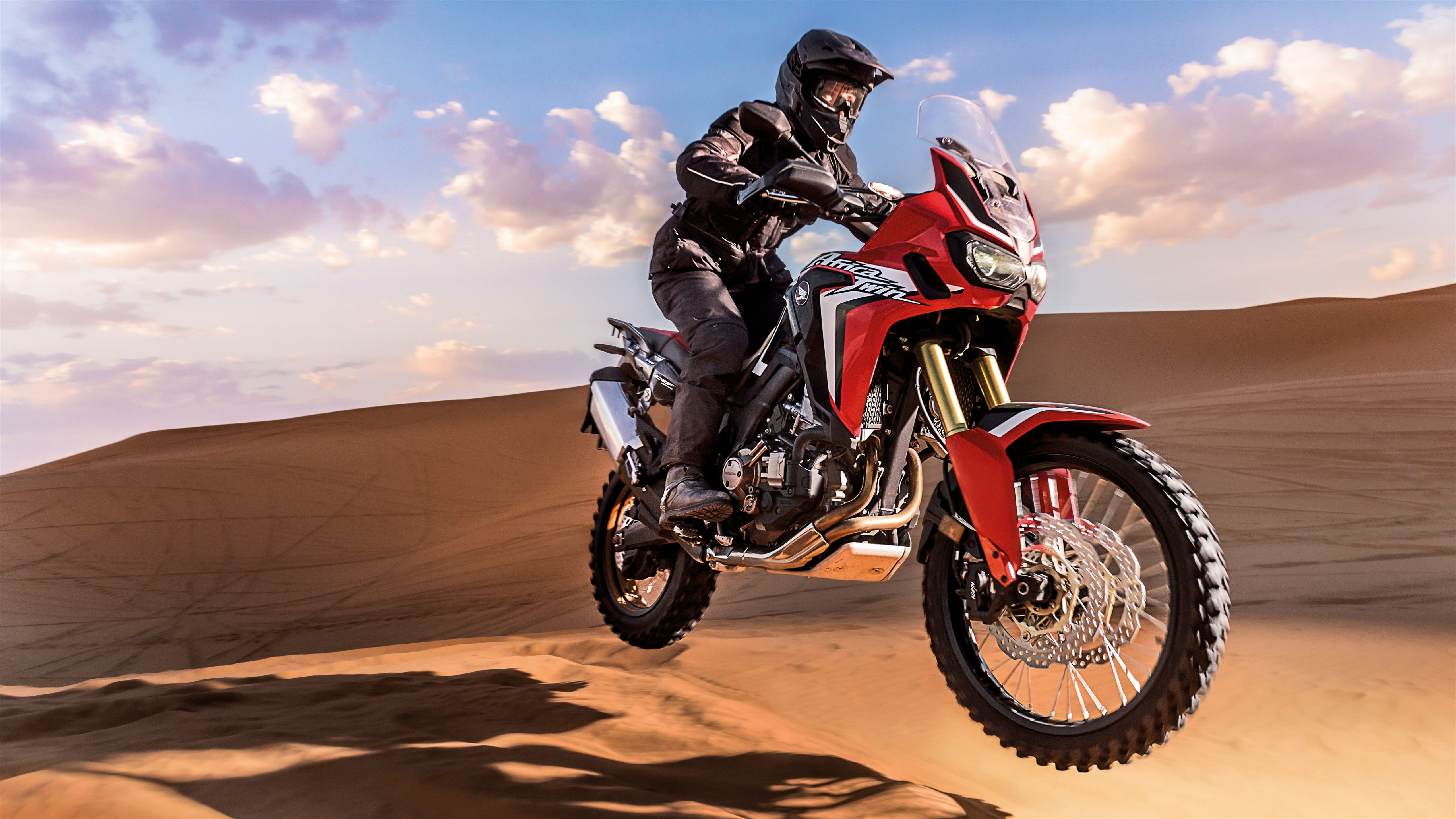 Honda Africa Twin Wallpapers Wallpaper Cave