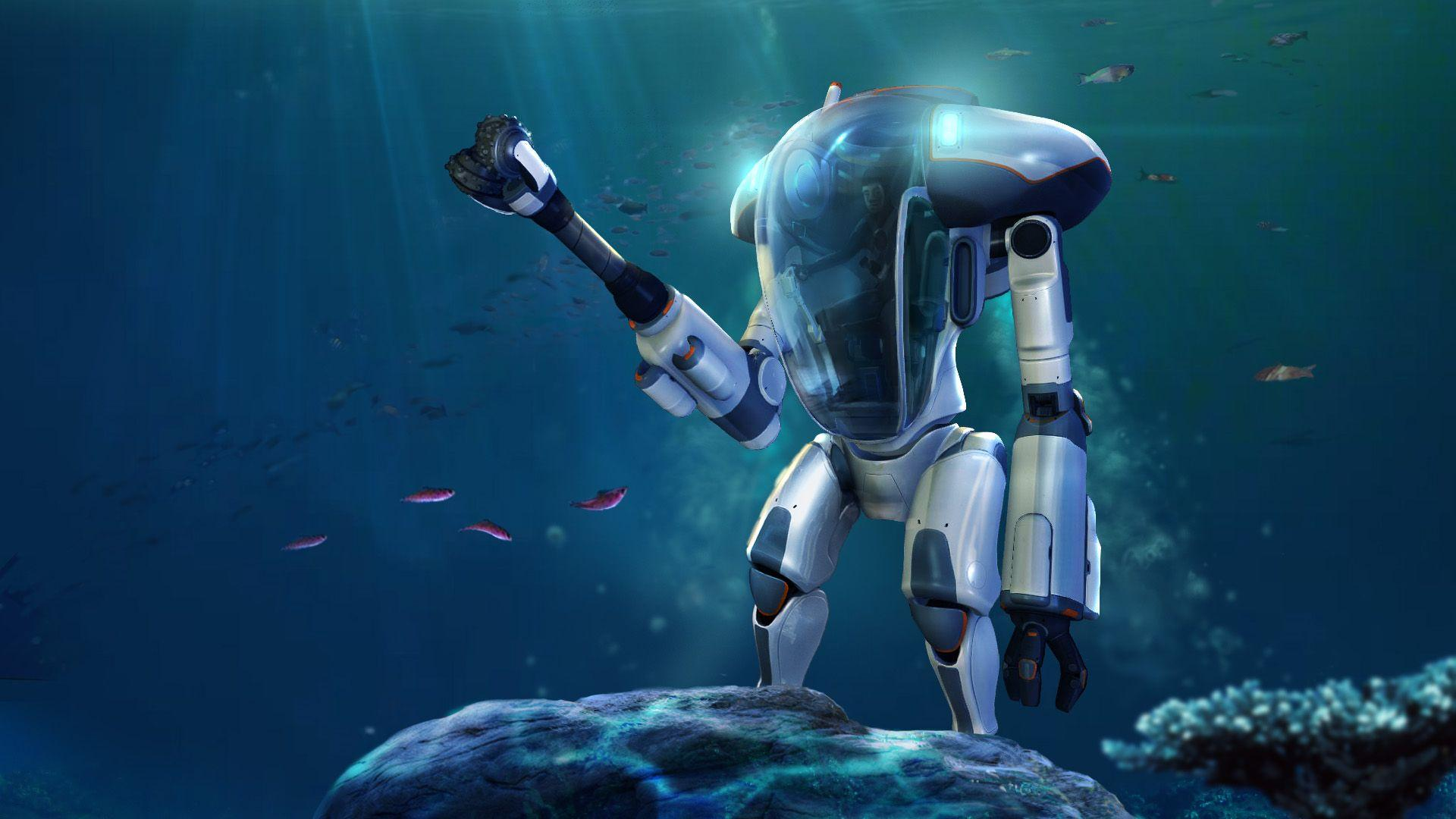 Subnautica HD Wallpapers 28
