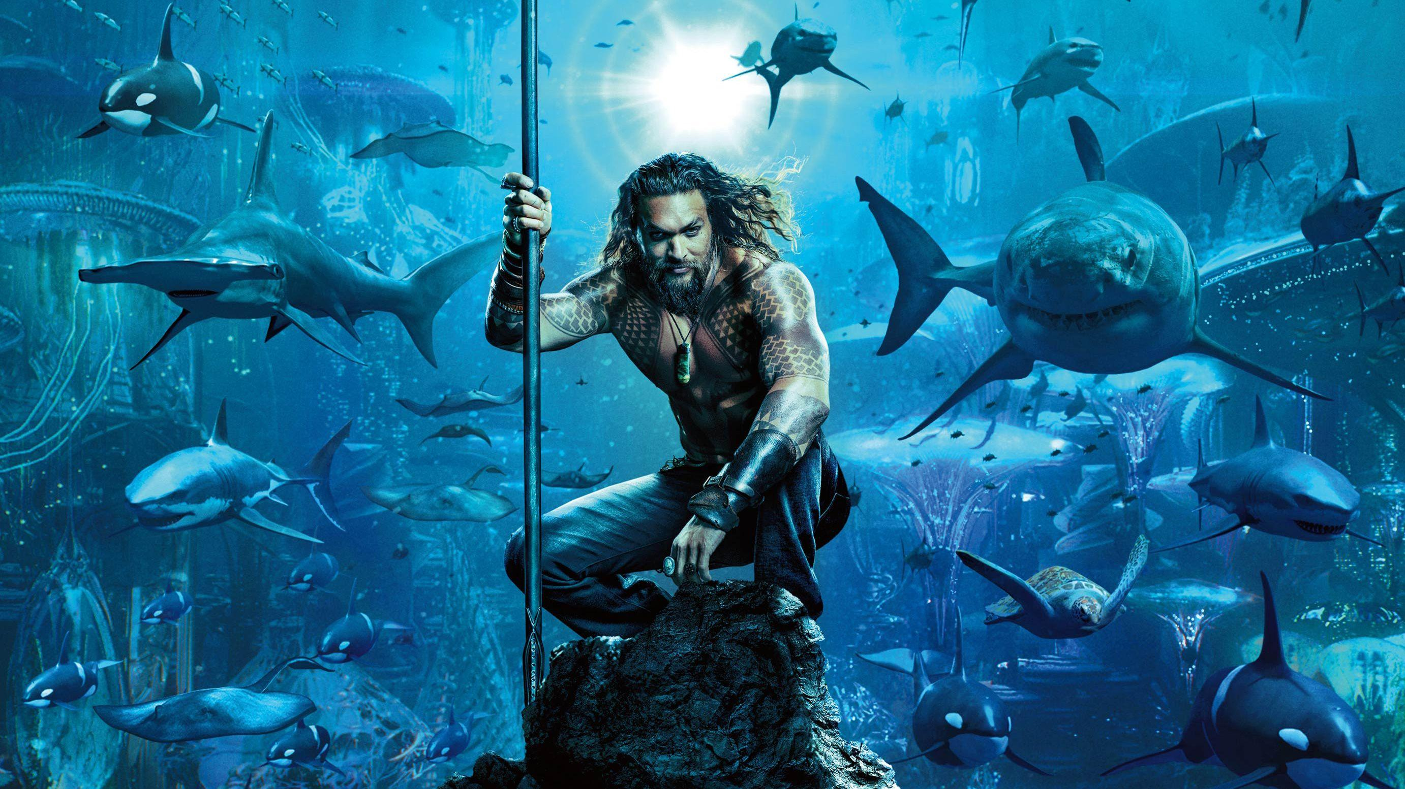 Aquaman Movie Poster 2018, HD Movies, 4k Wallpapers, Images ...