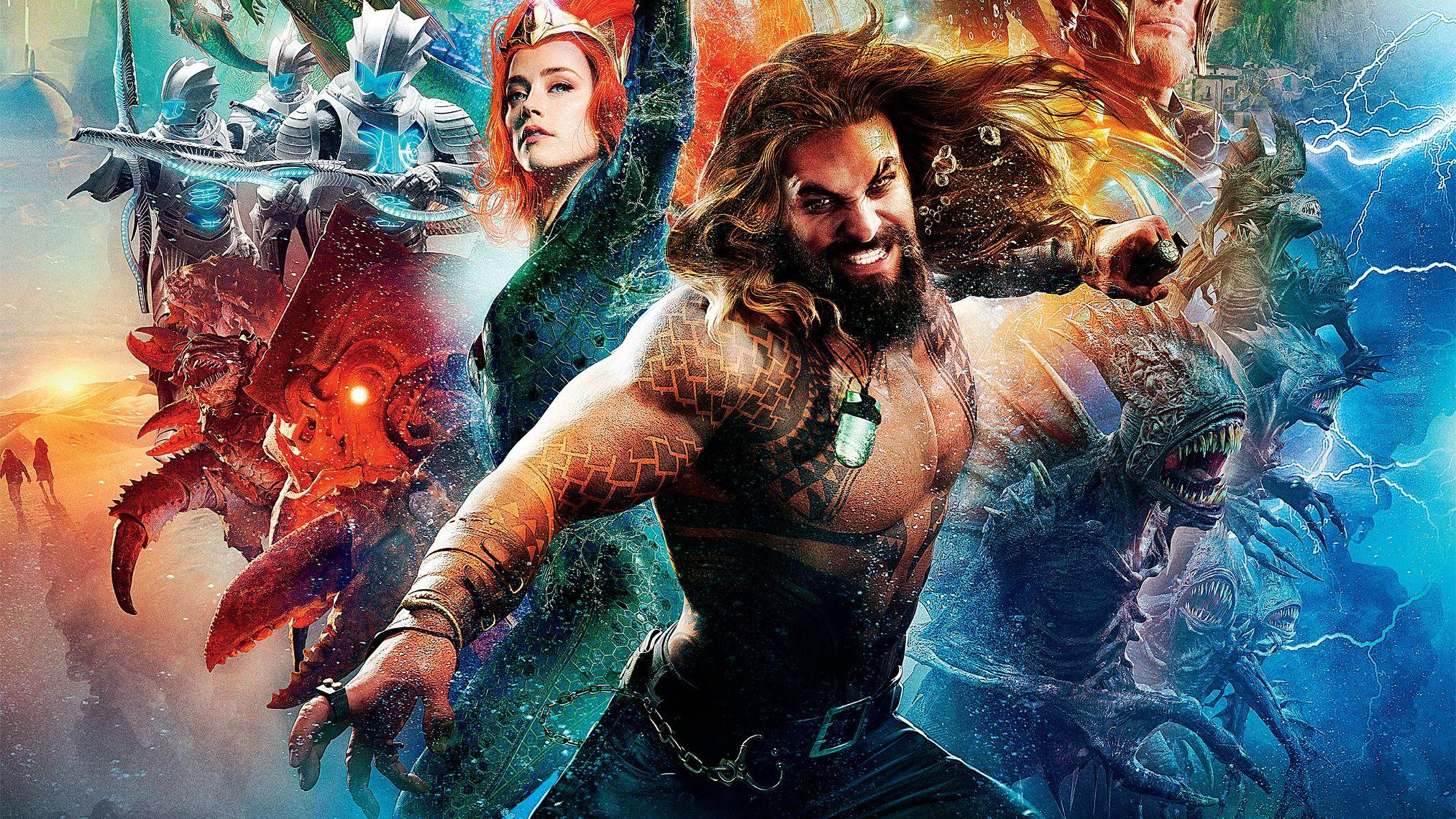 Aquaman 2018 Movie, HD Movies, 4k Wallpapers, Images, Backgrounds ...