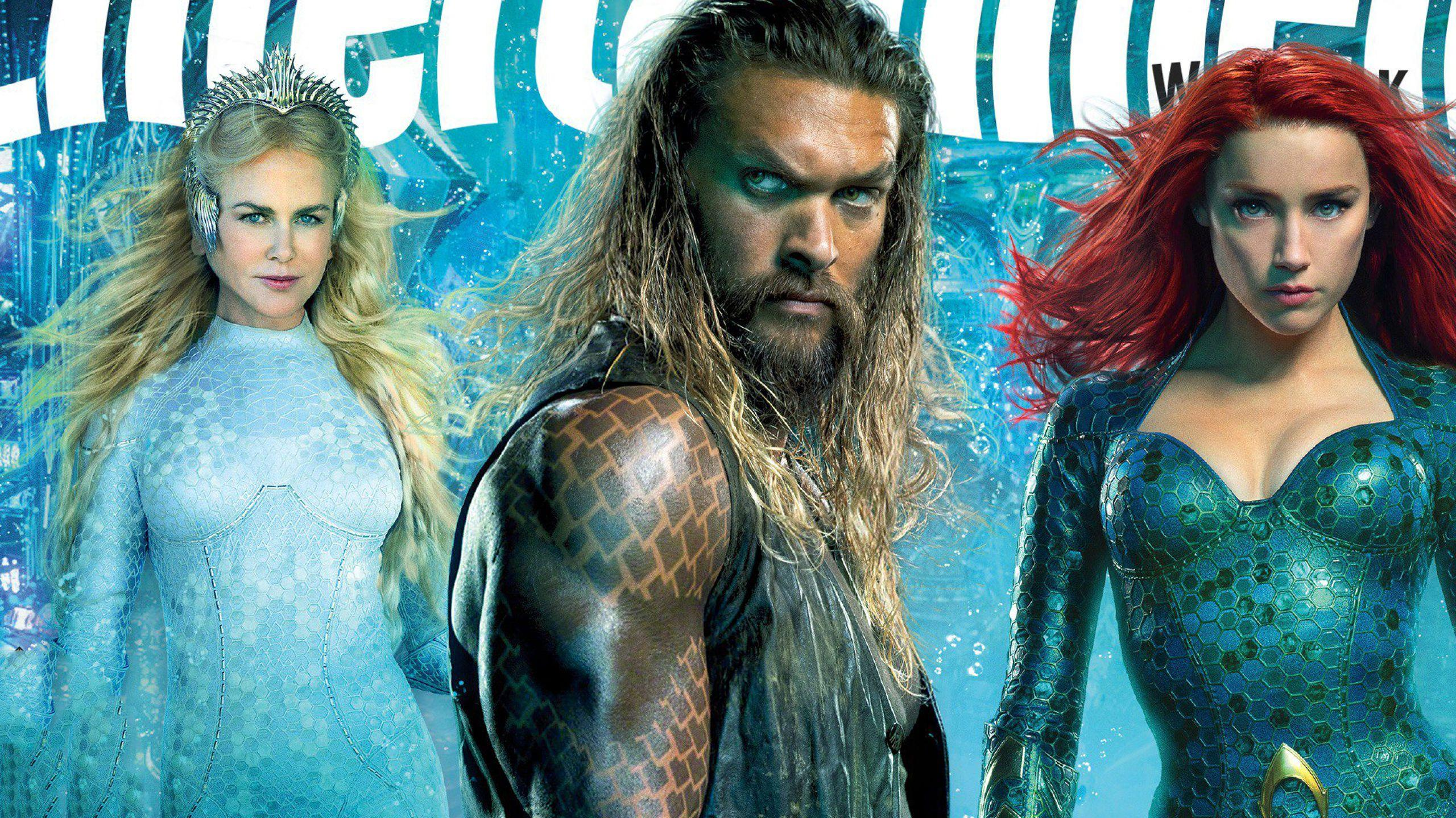 2018 Aquaman Movie, HD Movies, 4k Wallpapers, Images, Backgrounds ...