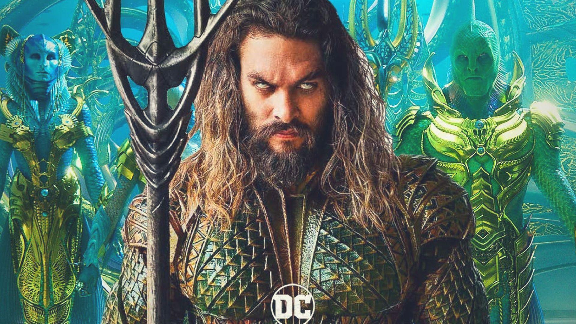 Aquaman Movie First look Pictures Poster HD Wallpaper Images