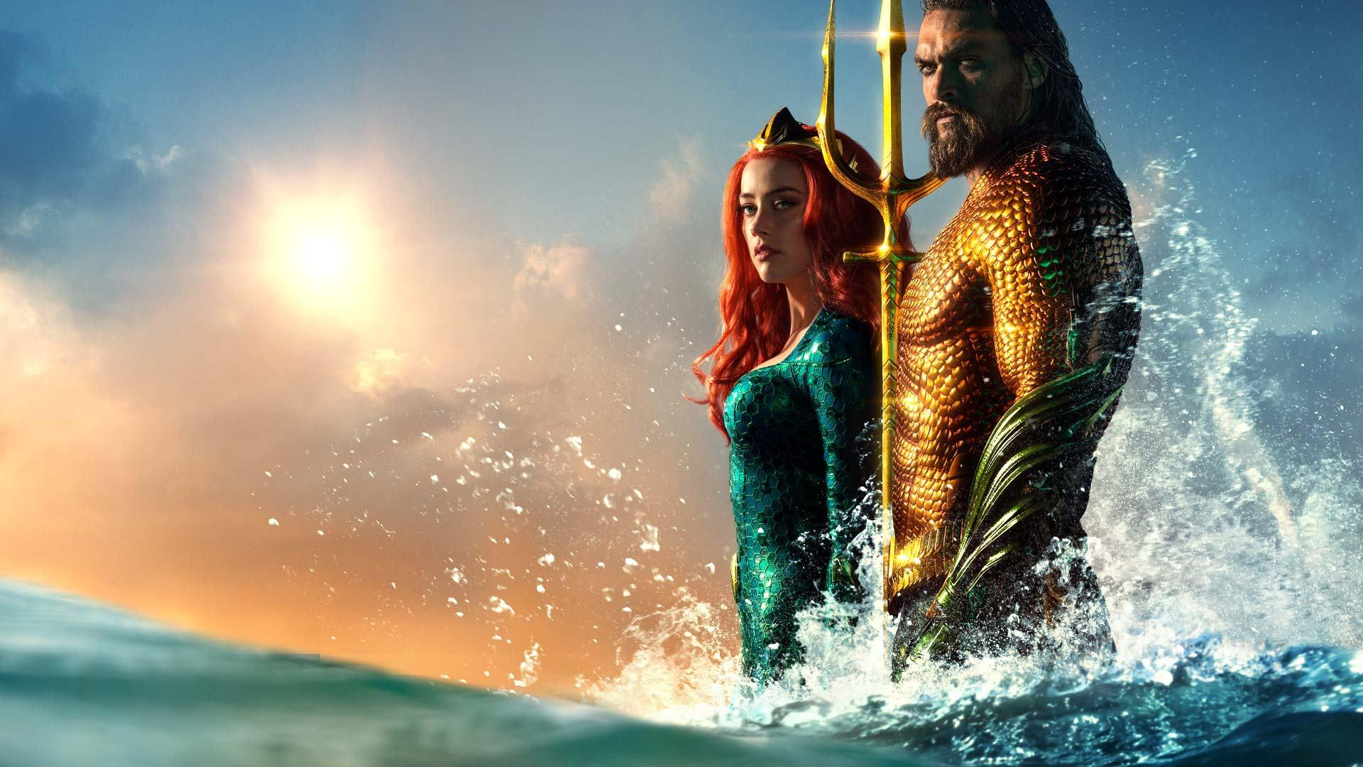 If you're an Amazon Prime member, you may get to see 'Aquaman' early ...