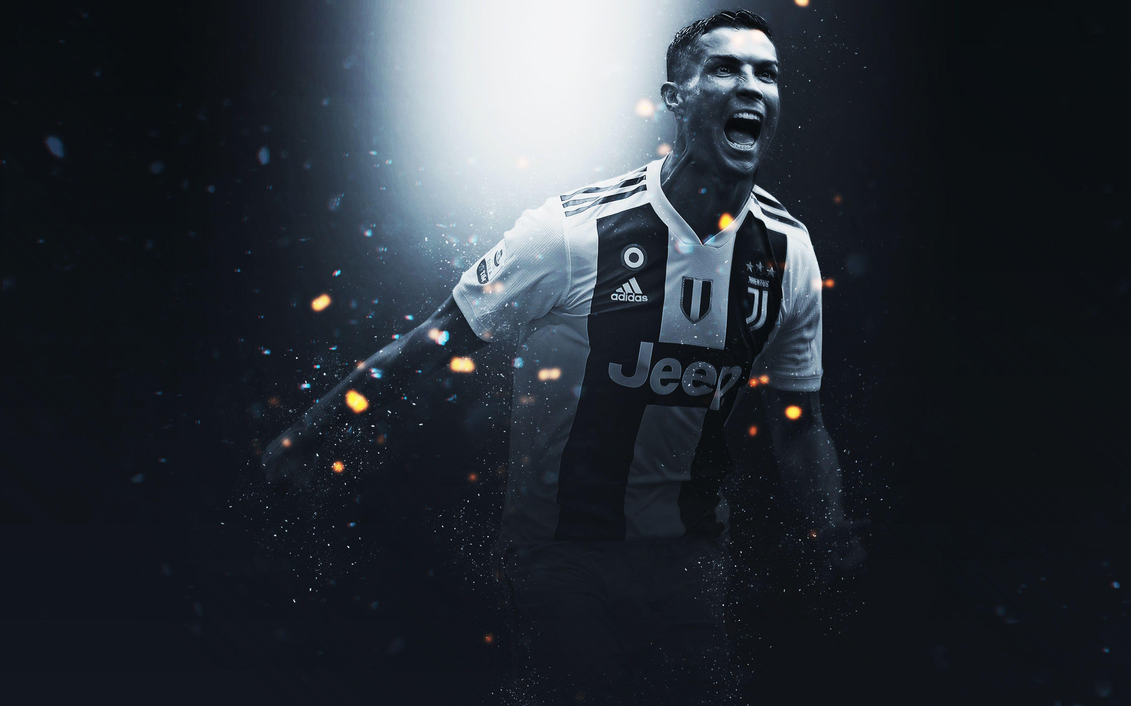 Cristiano Ronaldo Juventus FC, HD Sports, 4k Wallpapers, Image