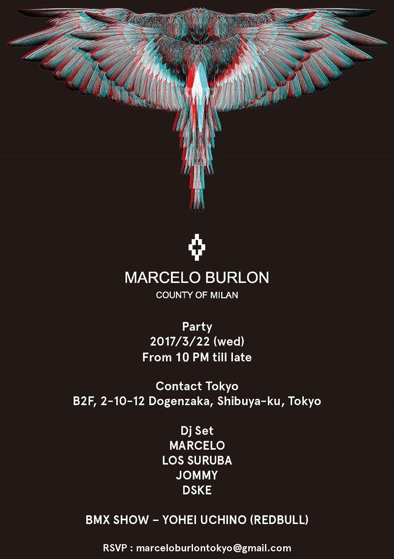 Marcelo Burlon Wallpapers Wallpaper Cave