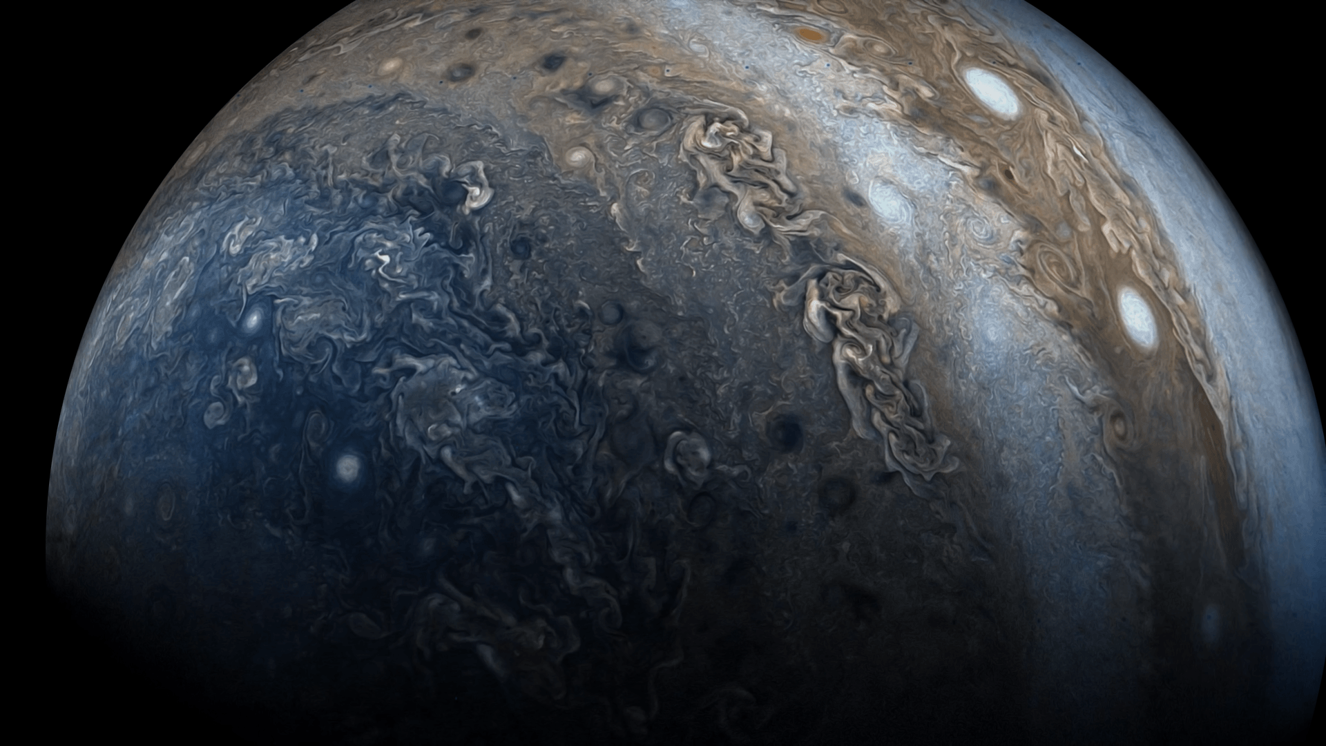 Wallpapers of Jupiter