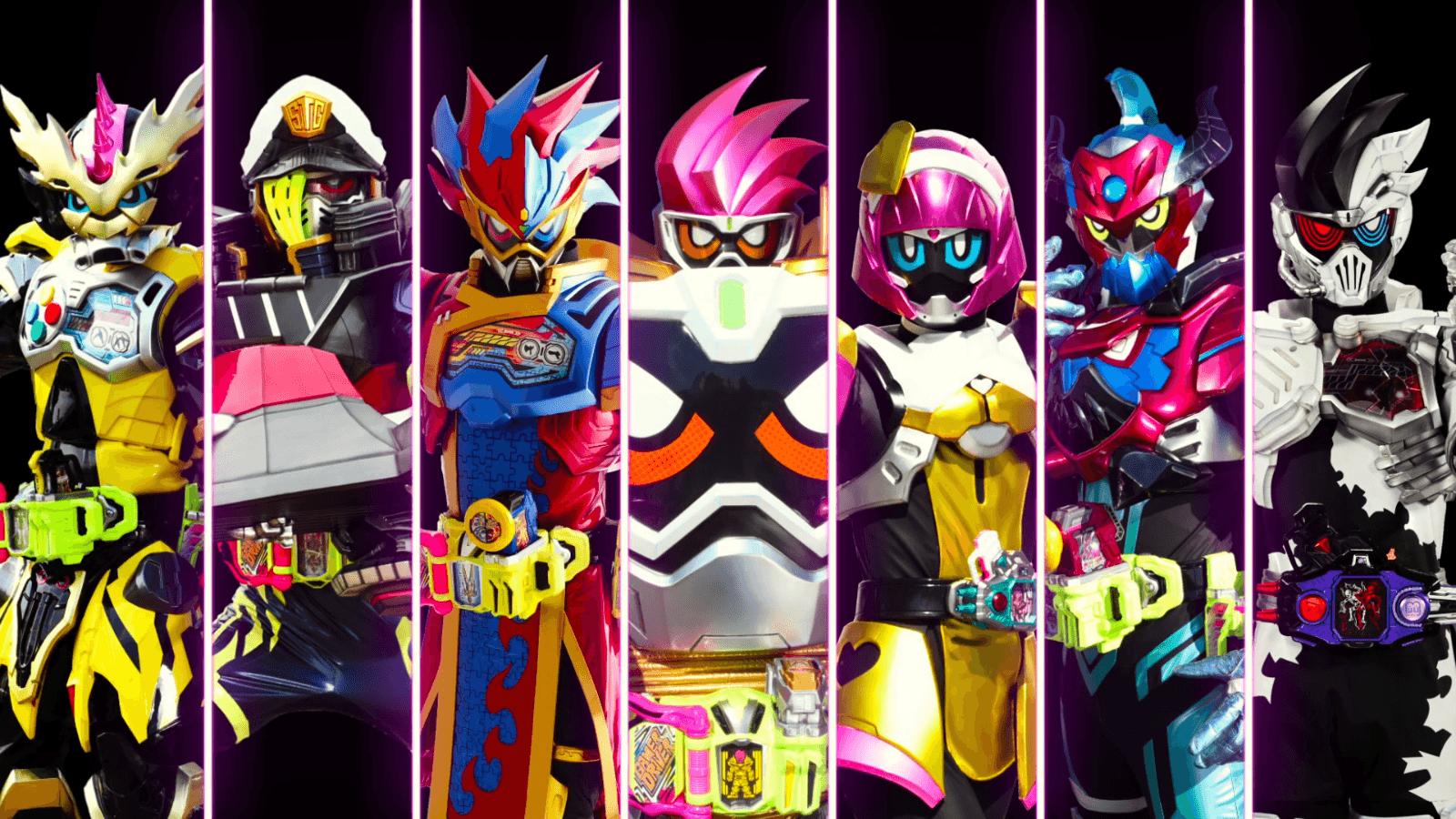 Wallpaper Kamen Rider Ex Aid Wallpaper Tokusatsu