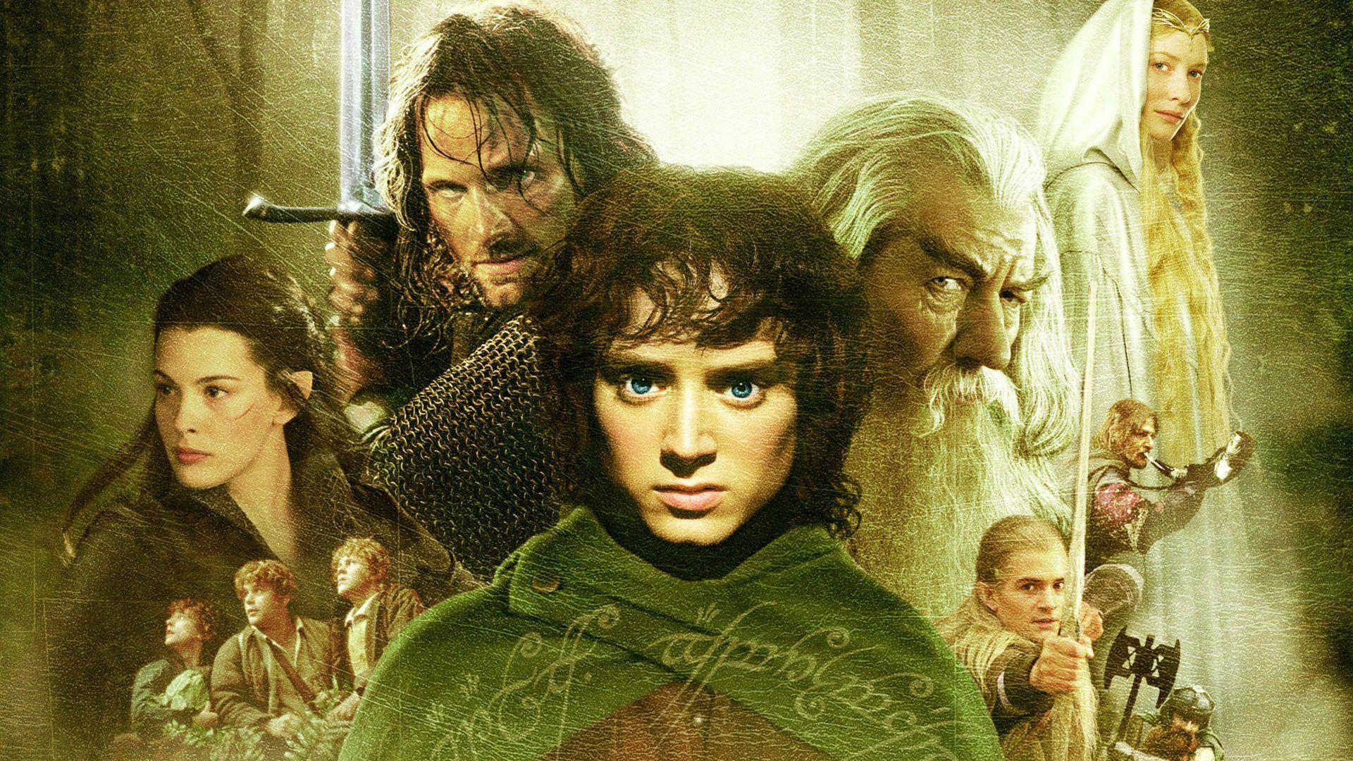 48 The Lord of the Rings: The Fellowship of the Ring HD Wallpapers