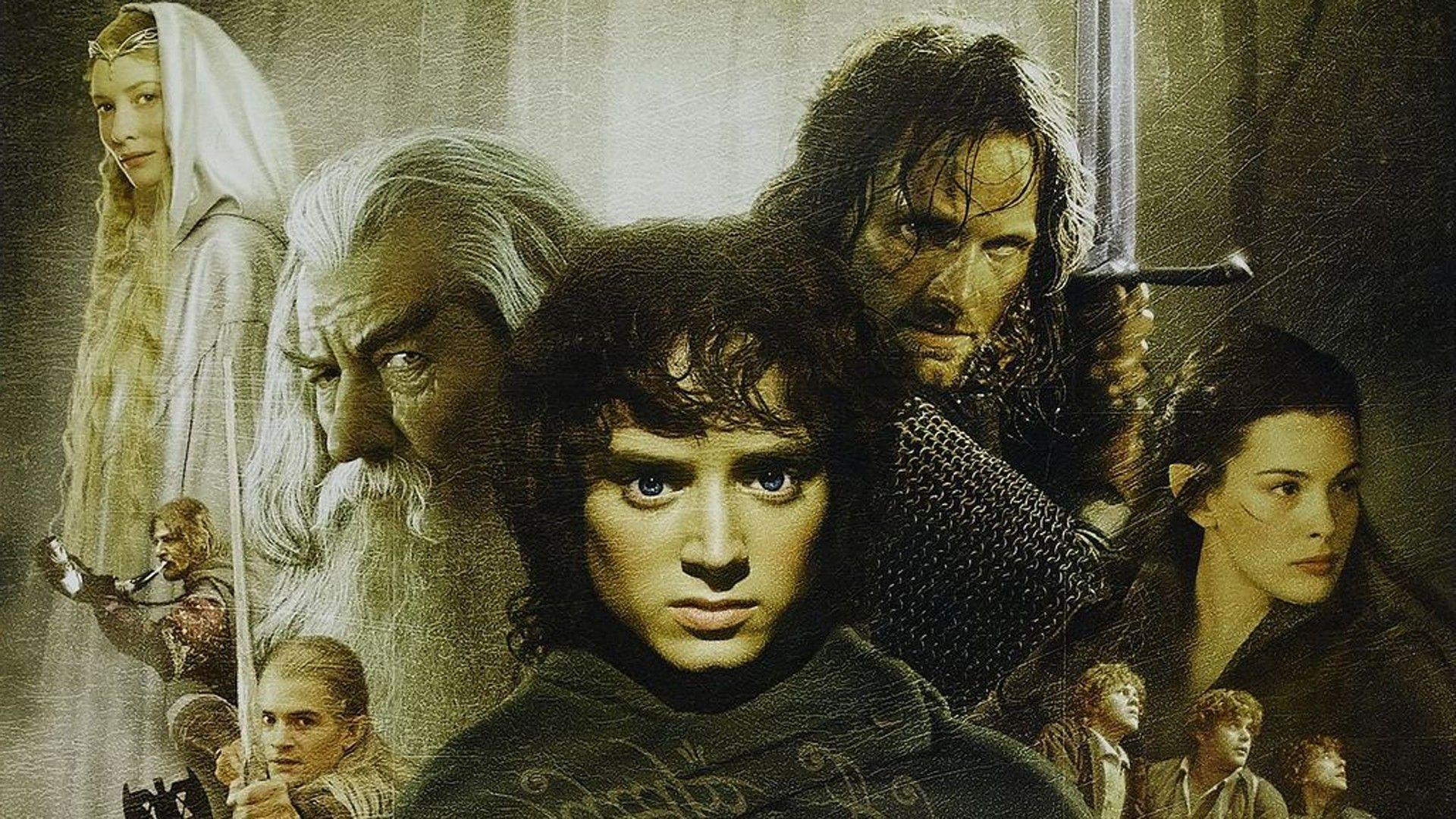 The Lord of the Rings: The Fellowship of the Ring Wallpapers 17