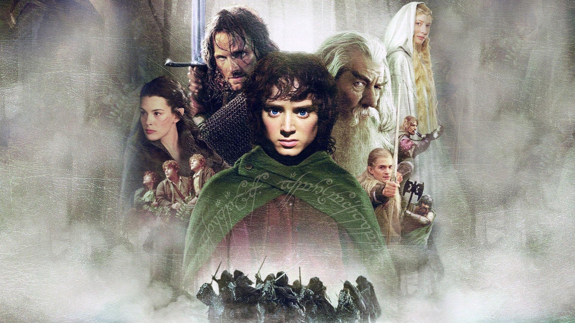 Free download The Lord Of The Rings: The Fellowship Of The Ring