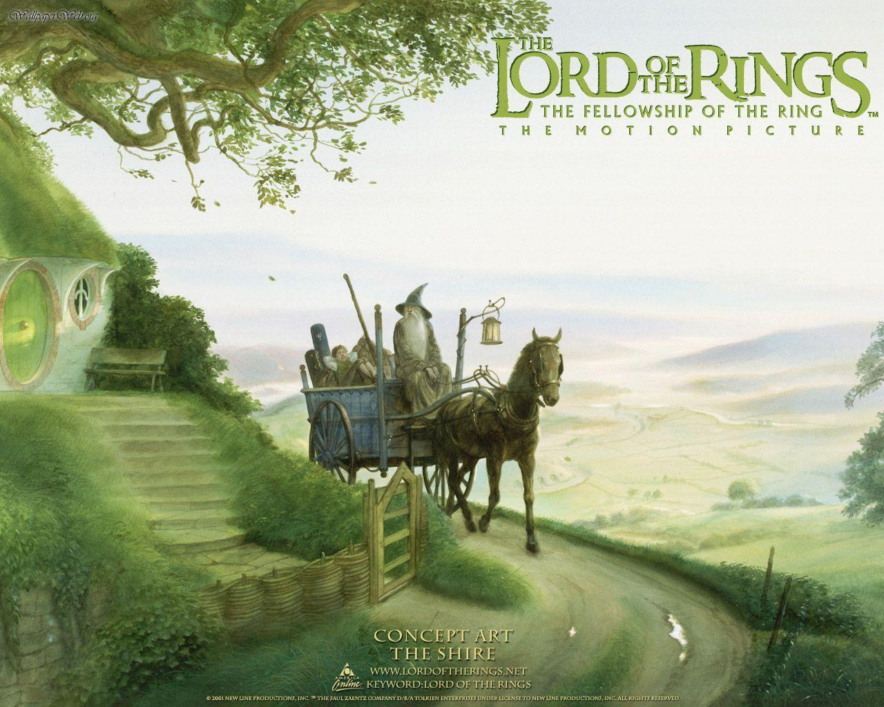 Movies: The Lord of the Rings: The Fellowship of the Ring, picture