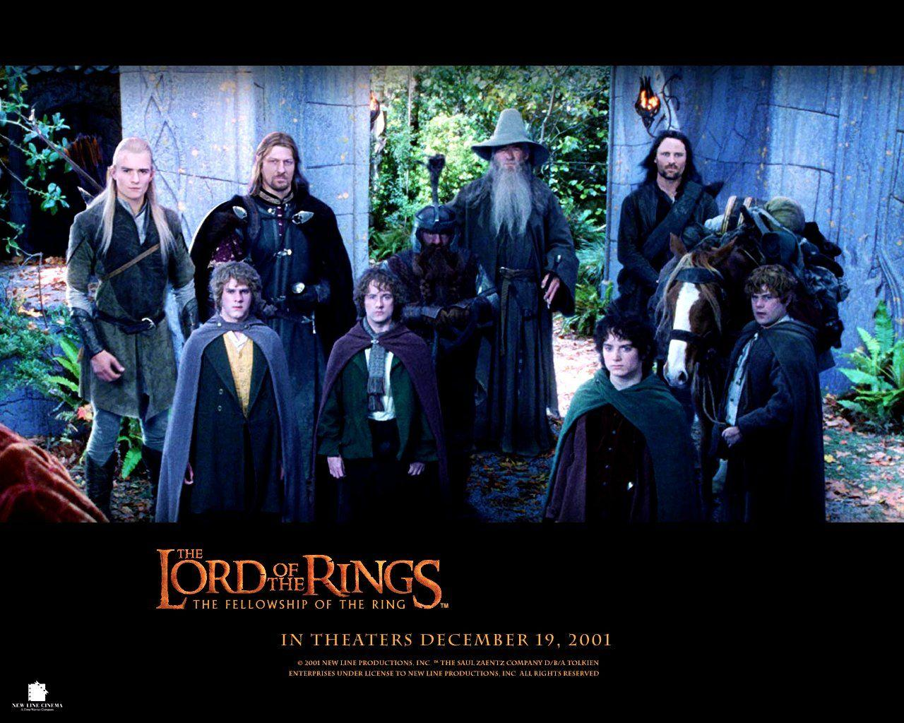 The Lord of the Rings: The Fellowship of the Ring Wallpapers 12
