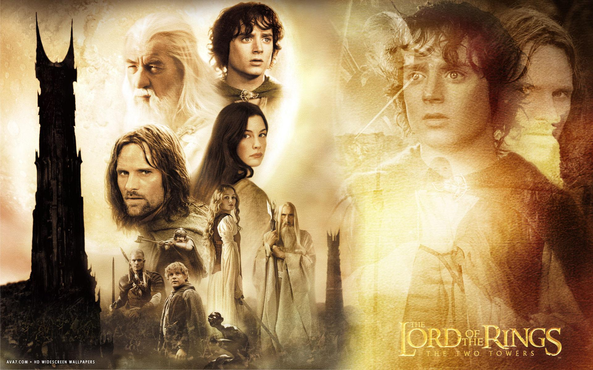 The Lord of the Rings: The Fellowship of the Ring Wallpapers 14