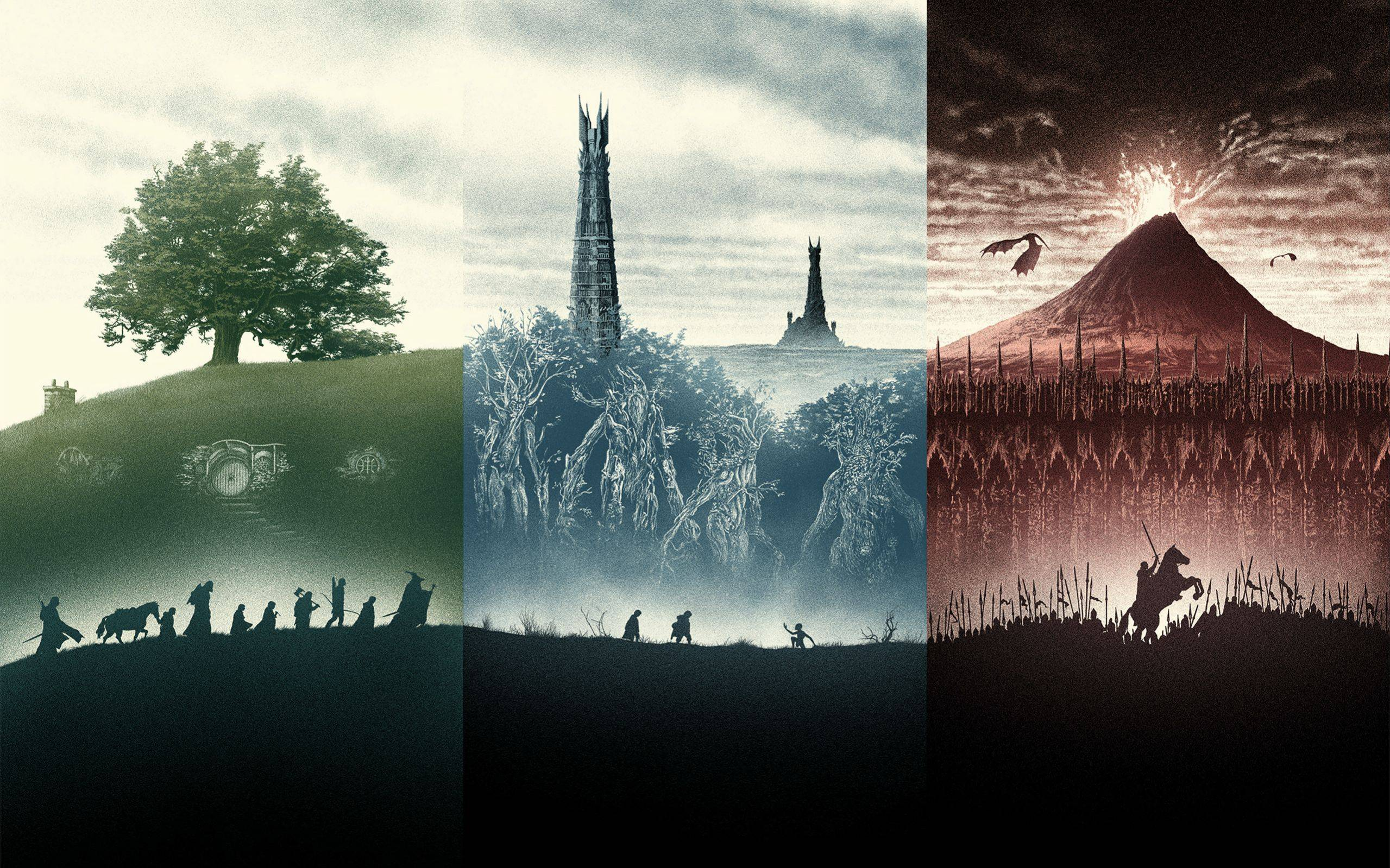 The Lord Of The Rings: The Fellowship Of The Ring Backgrounds