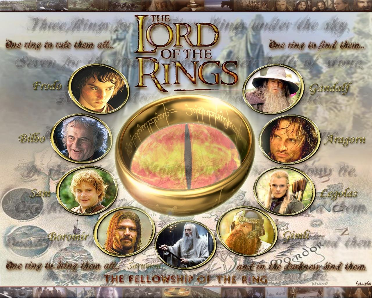 The Lord of the Rings: The Fellowship of the Ring Wallpapers 20