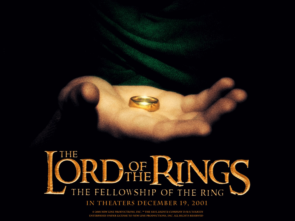 1024x768 Fellowship of the Ring desktop PC and Mac wallpapers