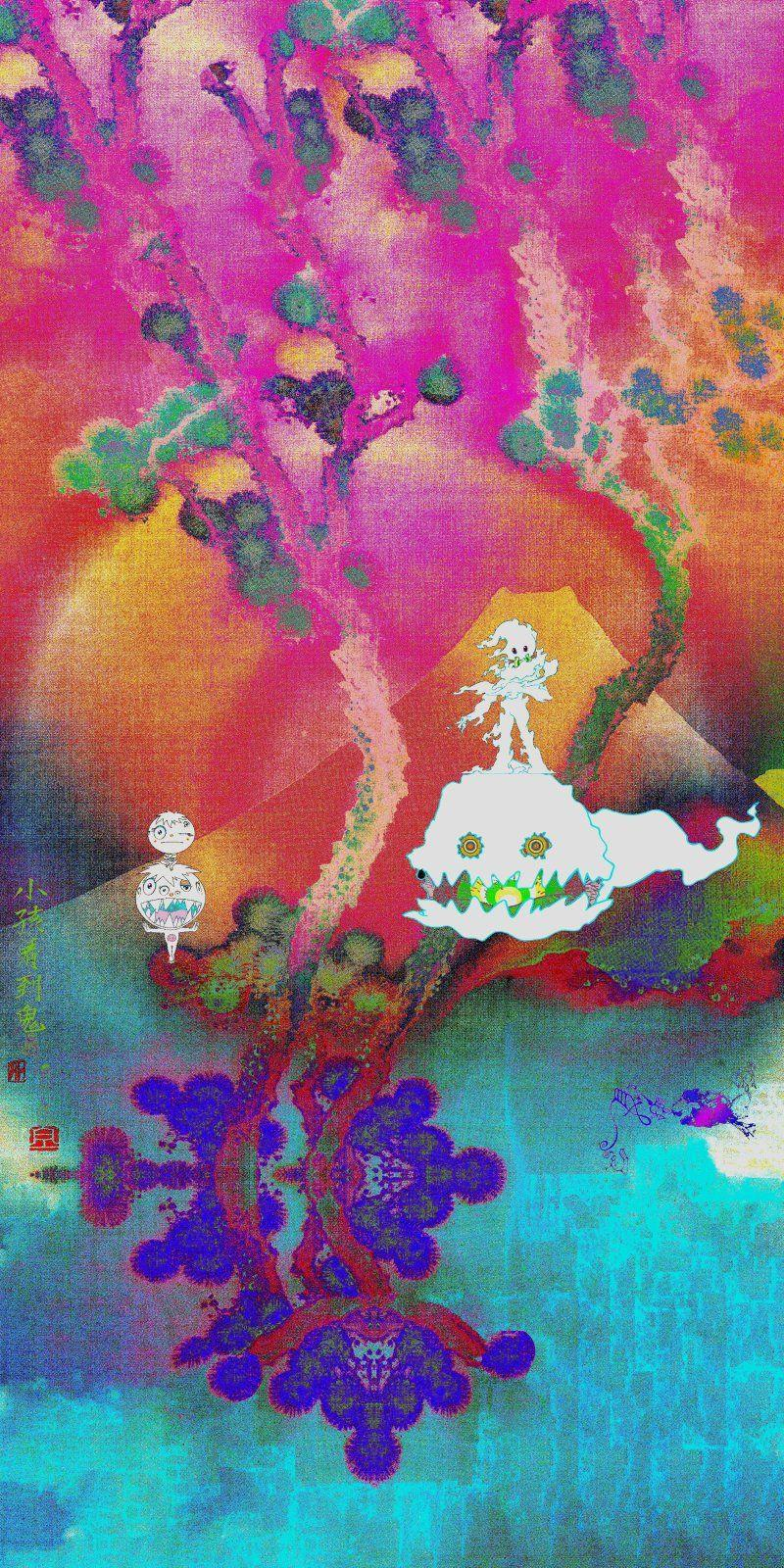 Kids See Ghosts Wallpapers - Wallpaper Cave