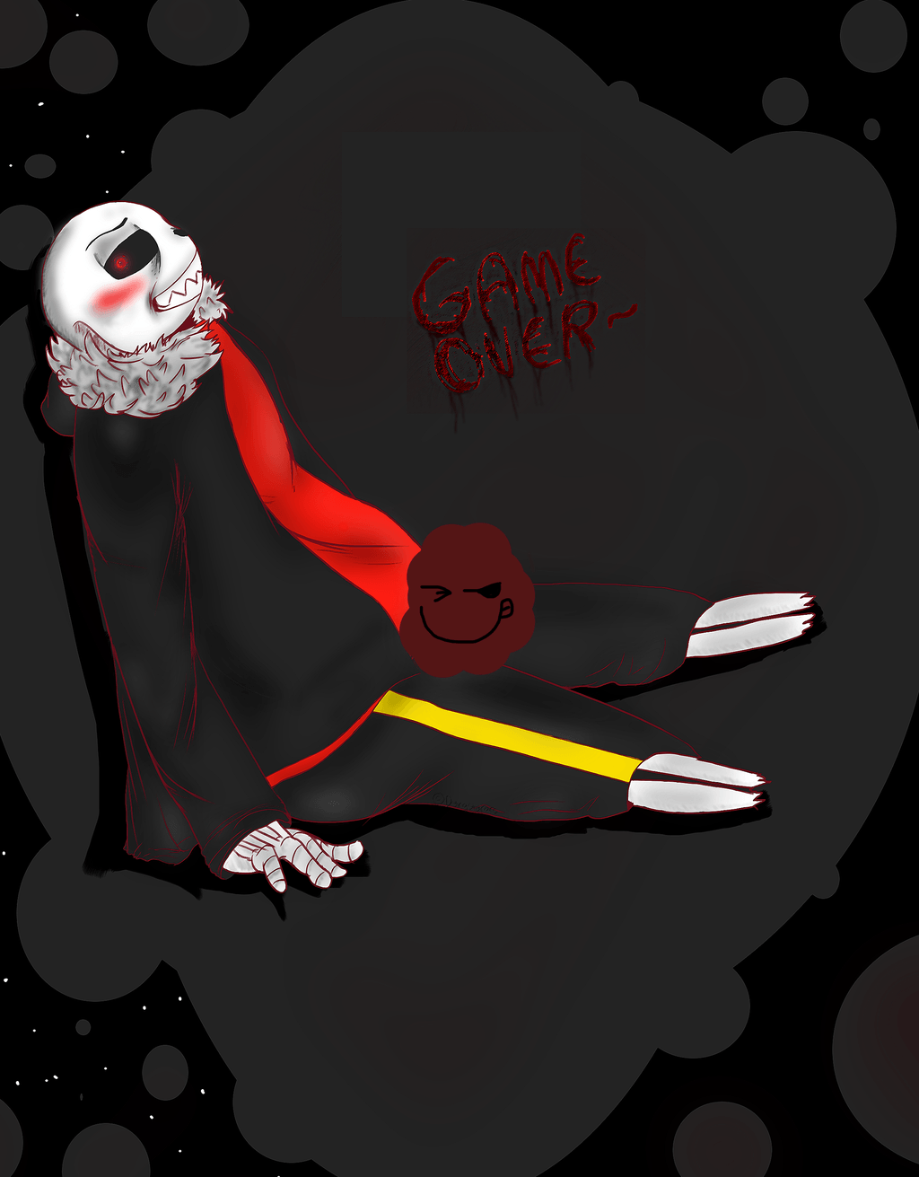Underfell Wallpapers - Wallpaper Cave