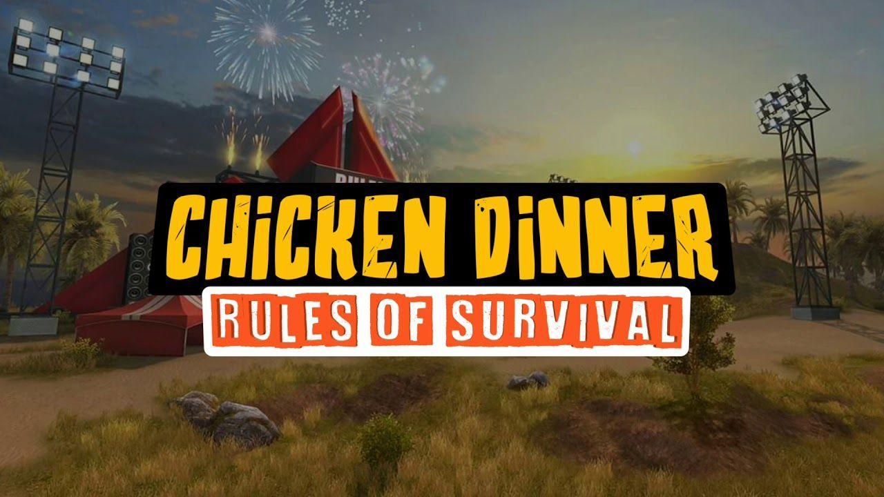 Chicken Dinner Wallpapers Wallpaper Cave