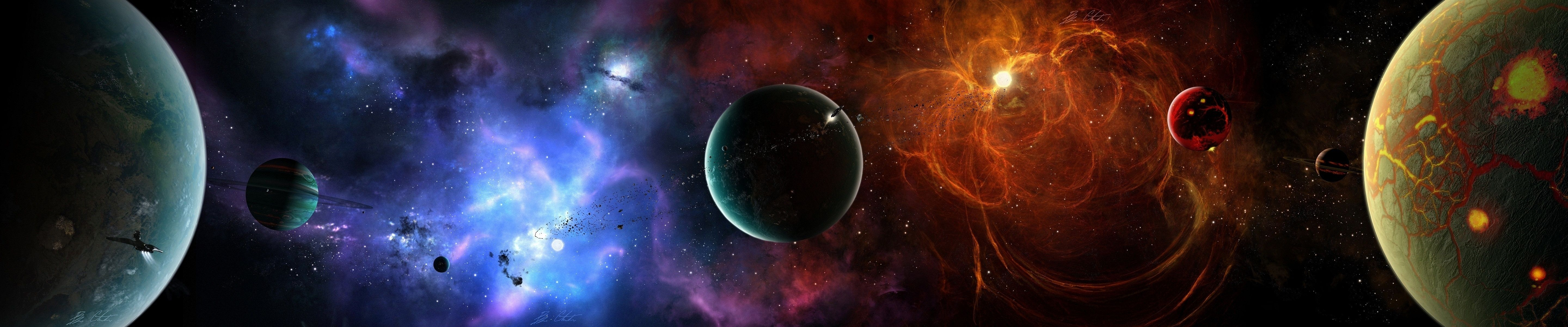 Cool Space Wallpapers