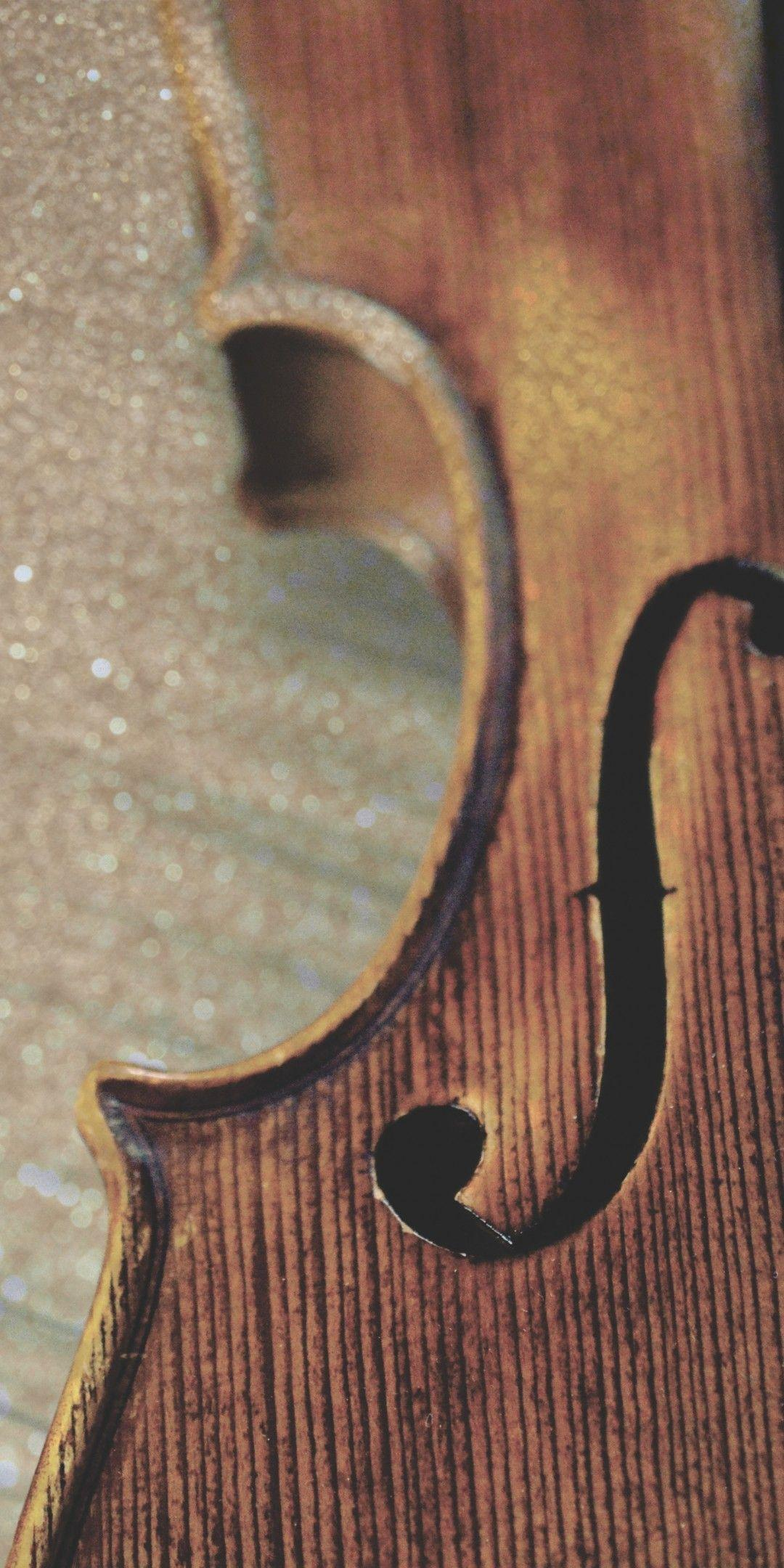 Download 1080x2160 Violin, Strings, Instrument, Music Wallpapers for