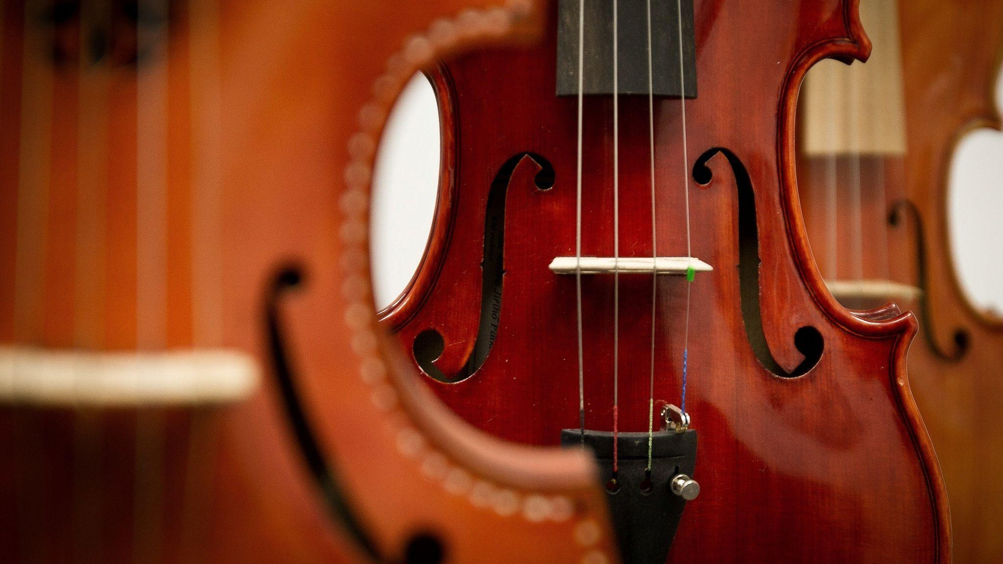 Download 2048x1152 Image Bowed String Instrument, Bass Violin