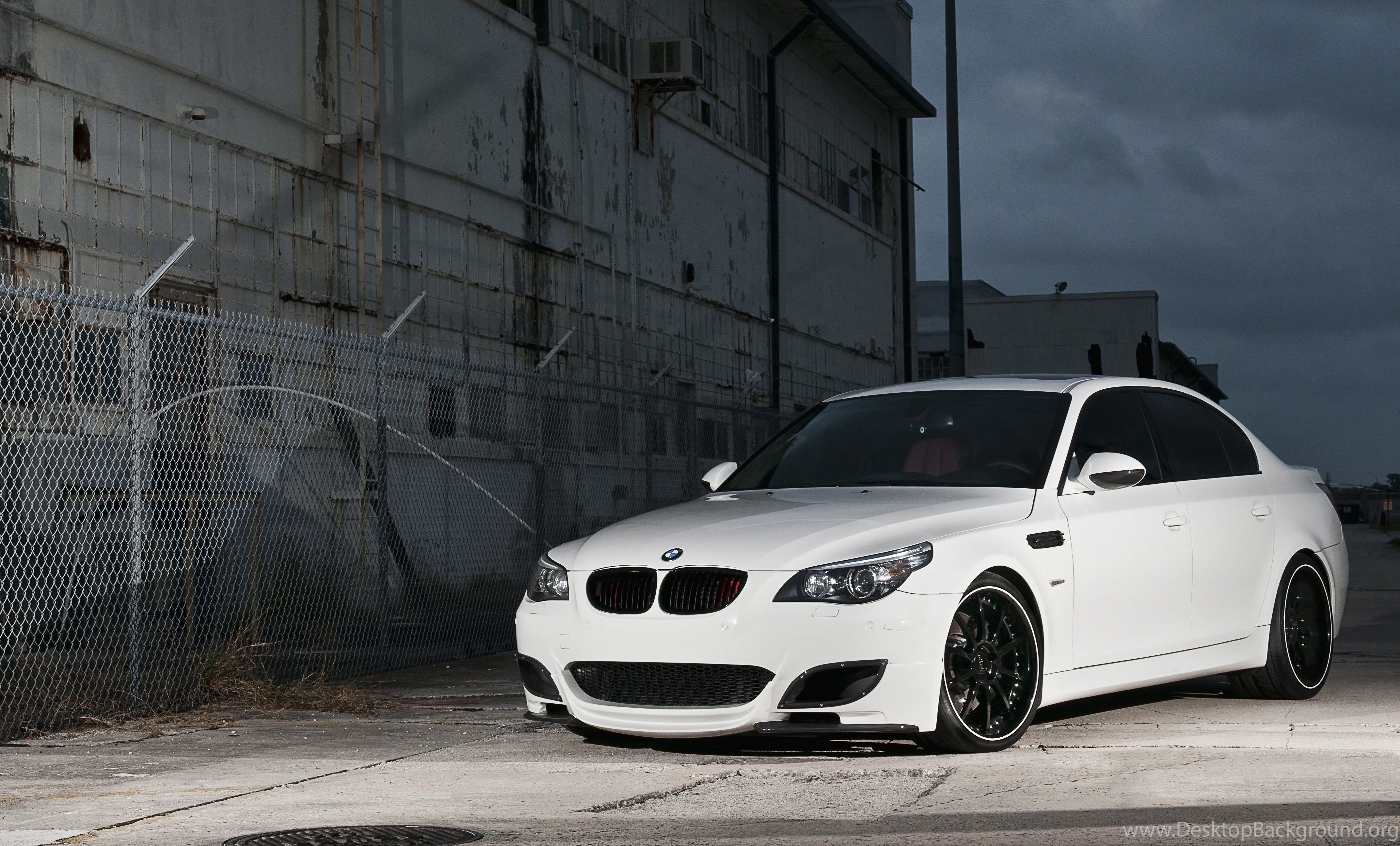 BMW E60 M5 Modded Wallpapers Desktop Background
