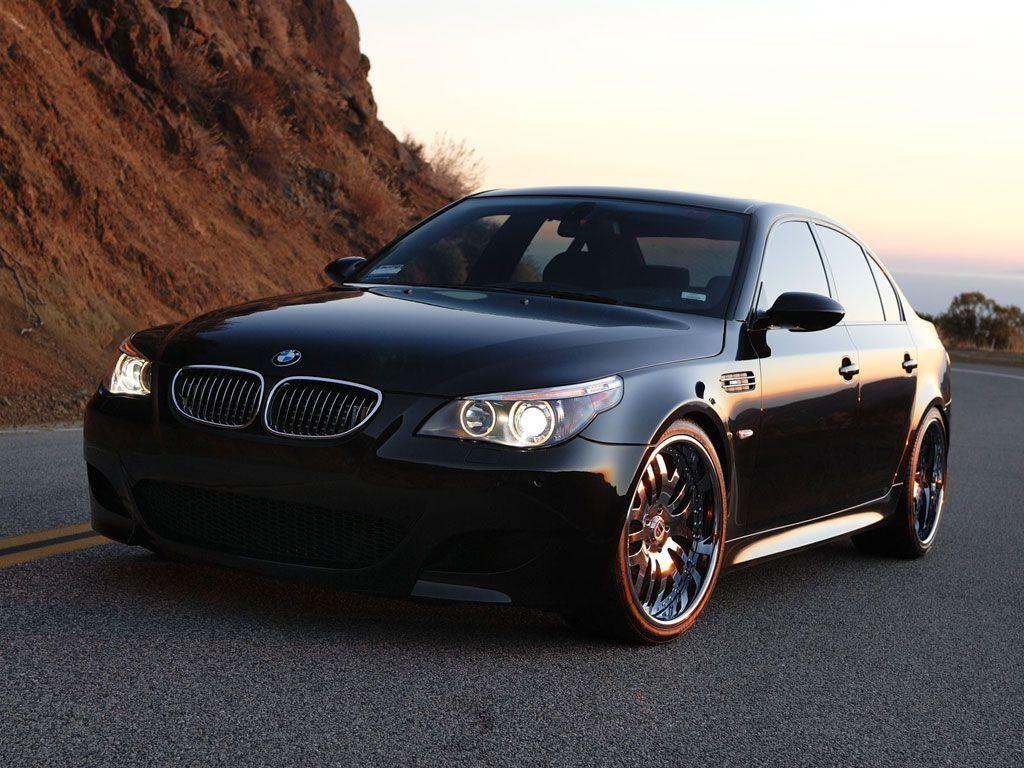 BMW M5 twin turbo.... I have to get my own cause I NEVER get to ...