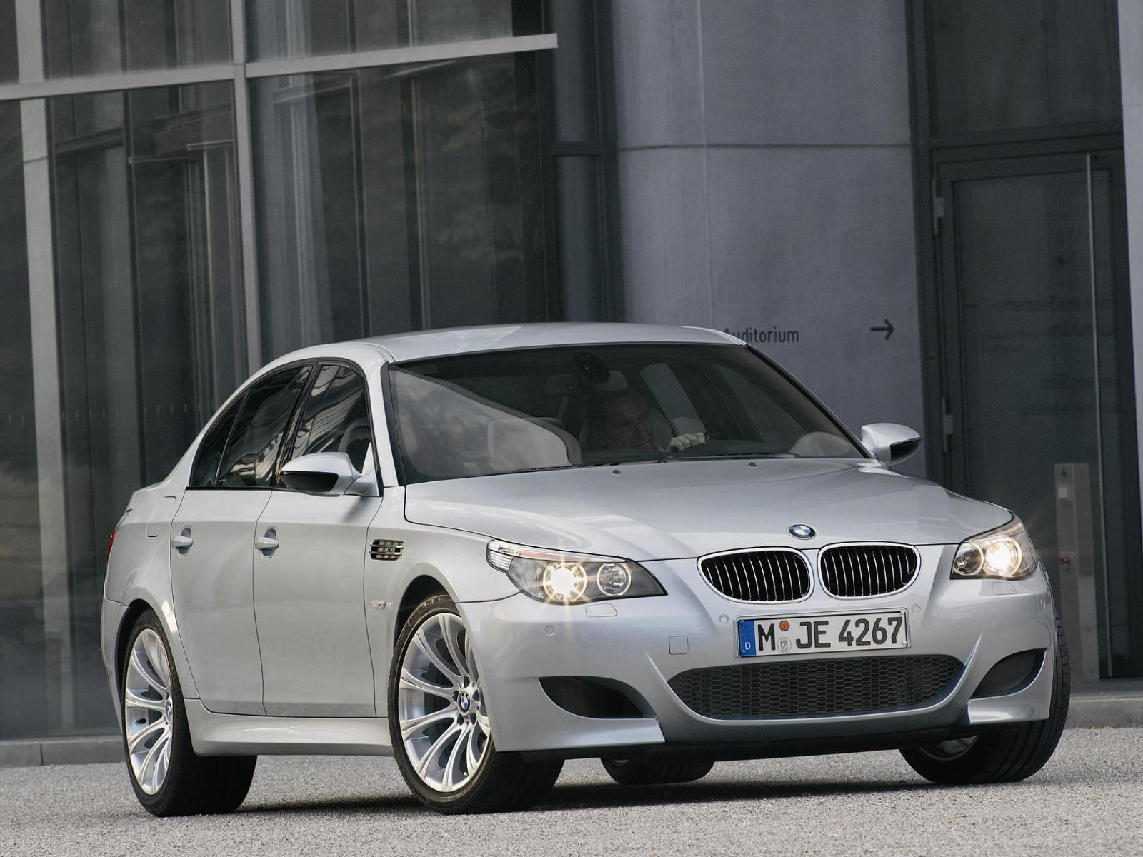 What sort of BMW M5 do you get for $10,500?