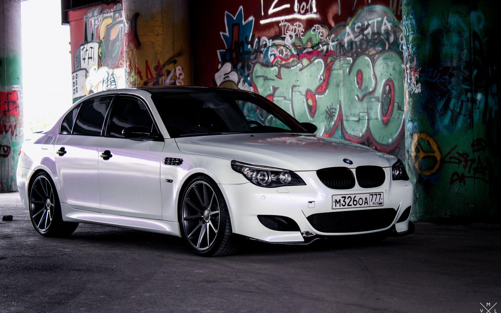 Download wallpaper BMW, E60, m5, section bmw in resolution 1920x1200