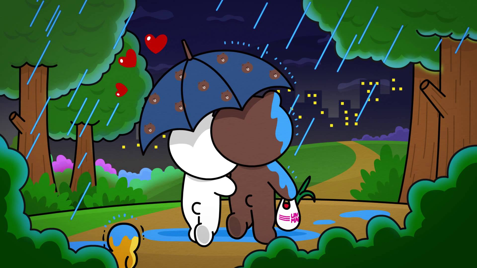 Cony Wallpapers Wallpaper Cave