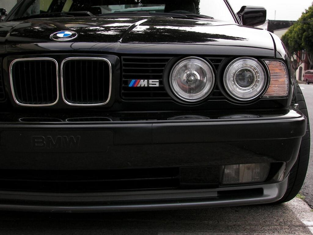 The good old E34 BMW M5 | BMW | Pinterest | BMW M5, BMW and Bmw e34