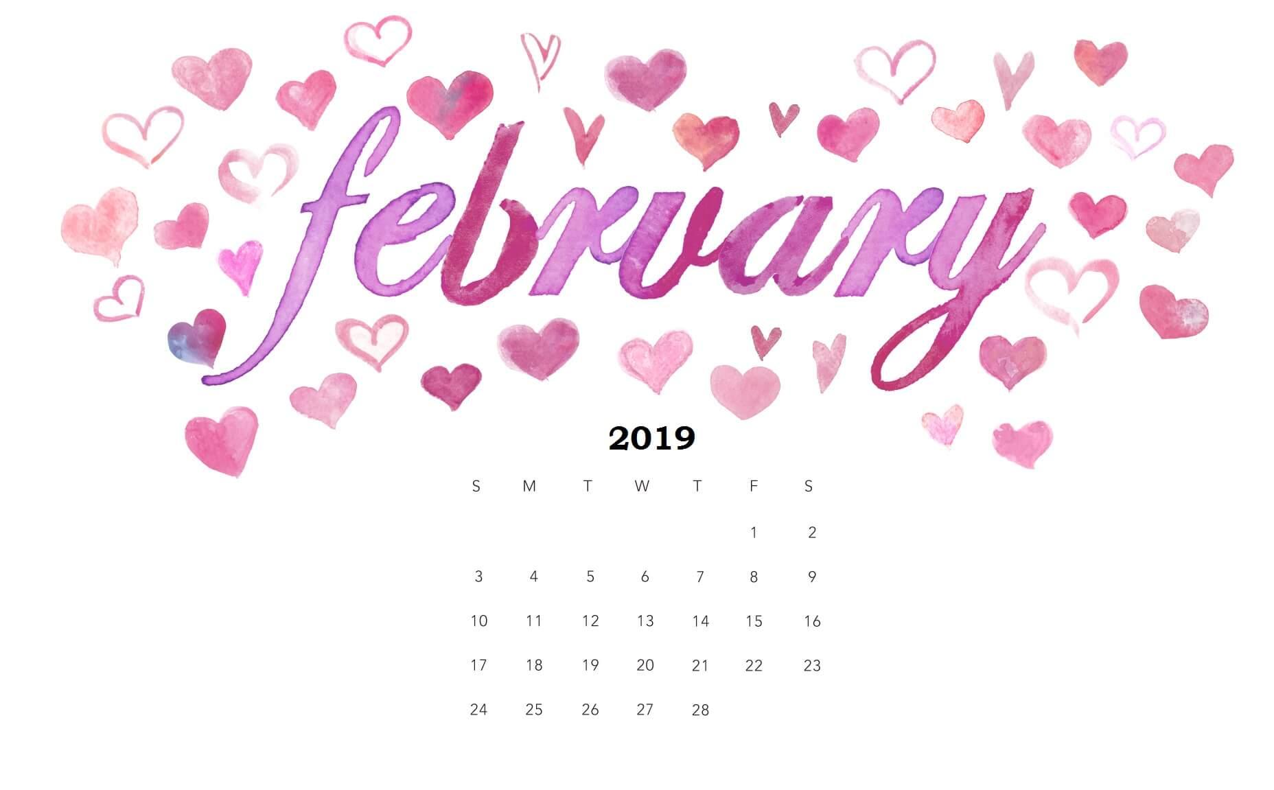 Calendar 2019 Wallpapers Wallpaper Cave
