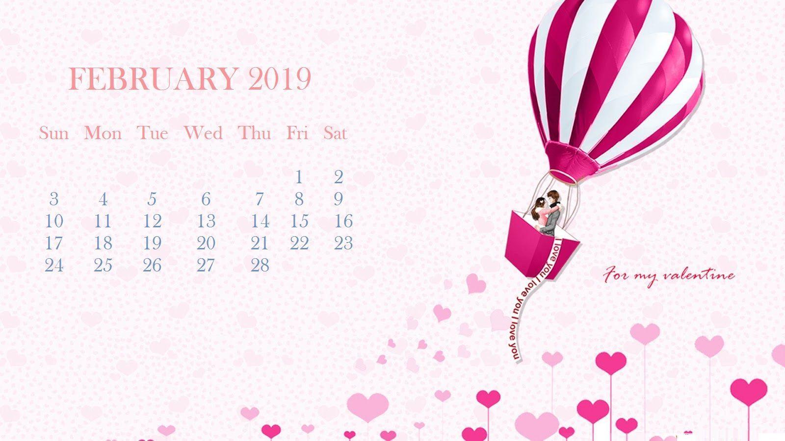 2019 February Calendar Buzz Wallpaper Calendars Calendar 2019 Wallpapers   Wallpaper Cave