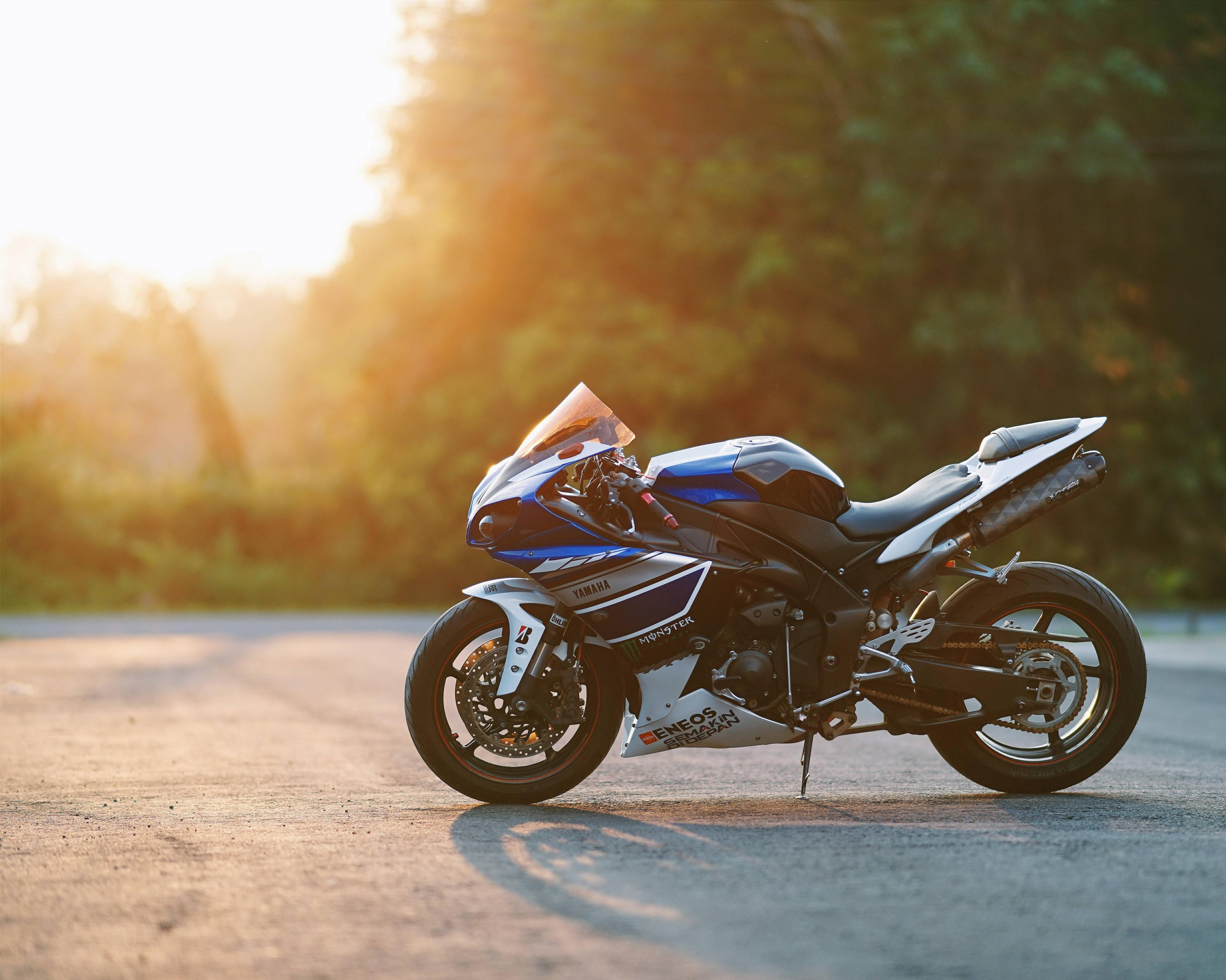 Yamaha YZF-R1M Supersport Motorcycle Wallpapers ...