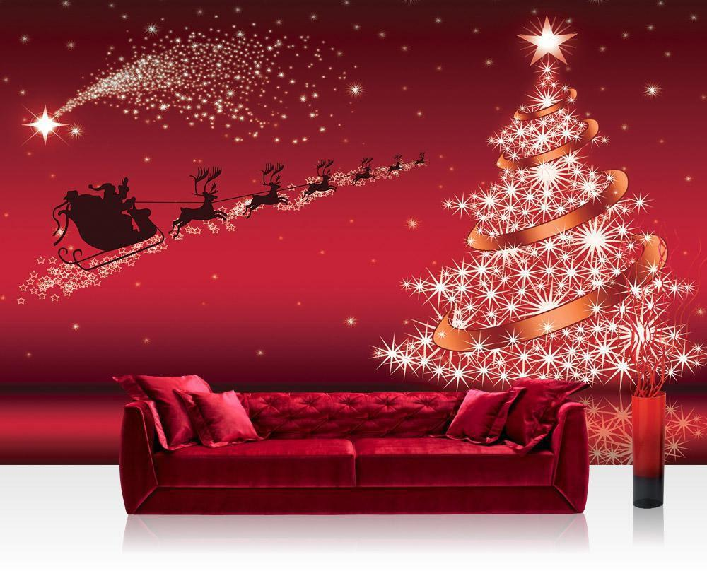 Wallpapers Models For Christmas Decoration In 2019