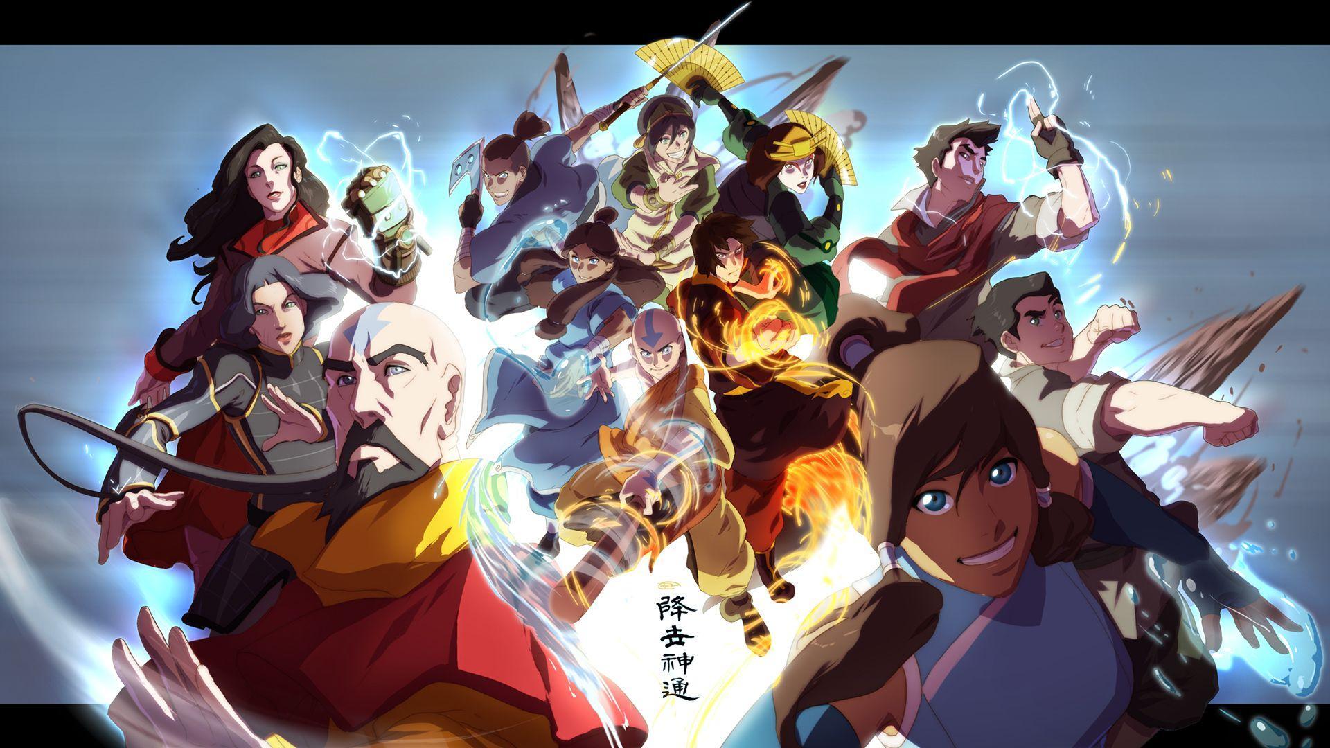 Unduh 660+ Wallpaper Anime Crossover Hd HD Gratid