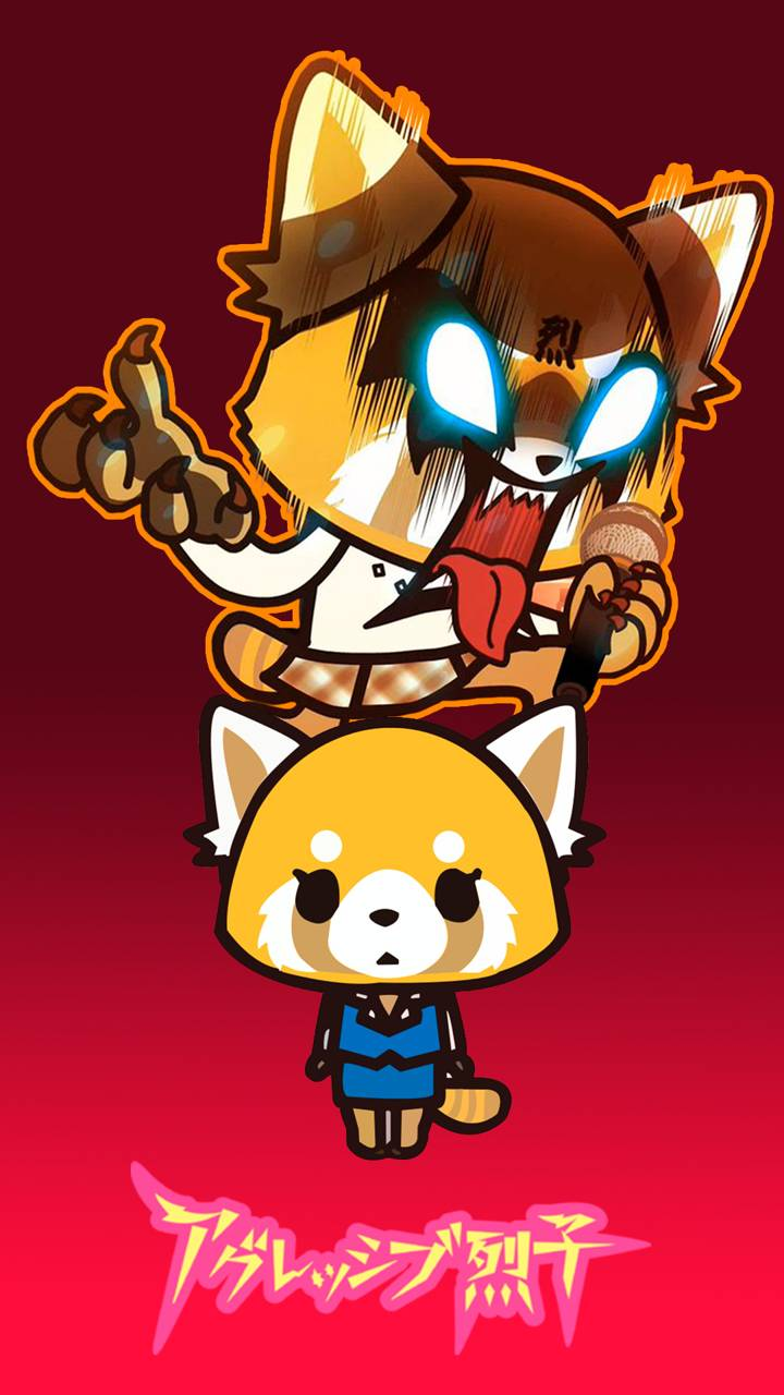 Aggretsuko Wallpapers by KamenRiderIce