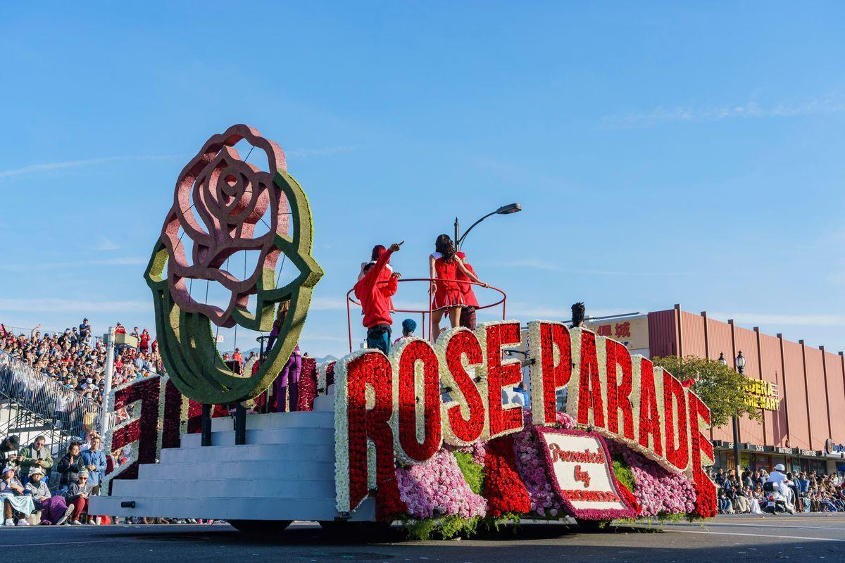 Rose Bowl Parade 2019 Wallpapers Wallpaper Cave