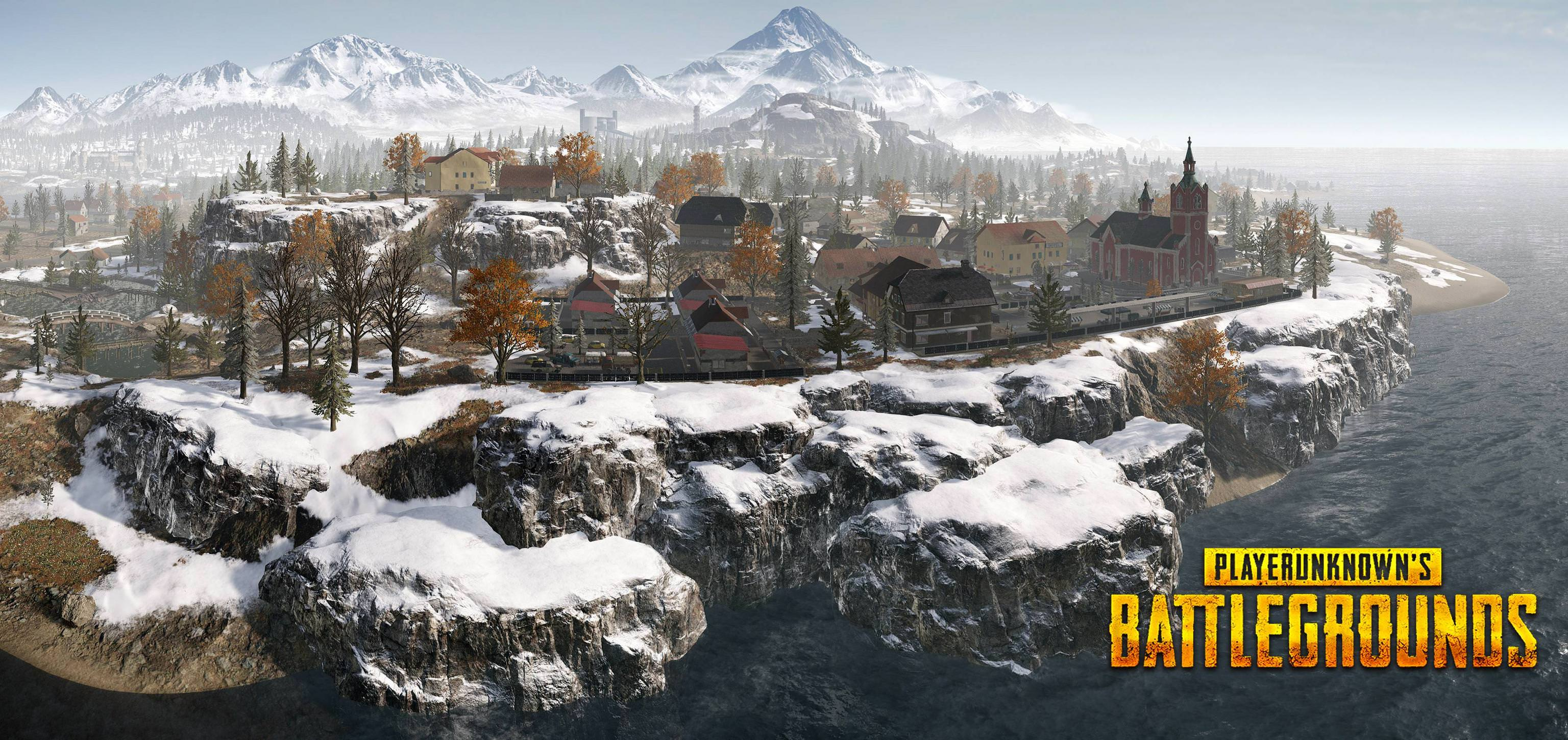 Pubg: Welcome To Vikendi Wallpapers   Album On Imgur
