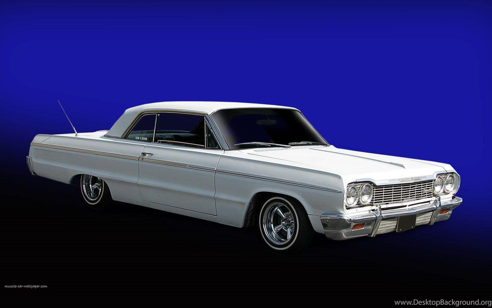 1964 Chevrolet Impala Wallpapers Picture Desktop Background