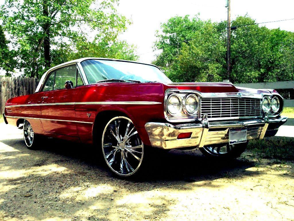 In 1964, Chevy offered the Impala SS in two door coupe and ...