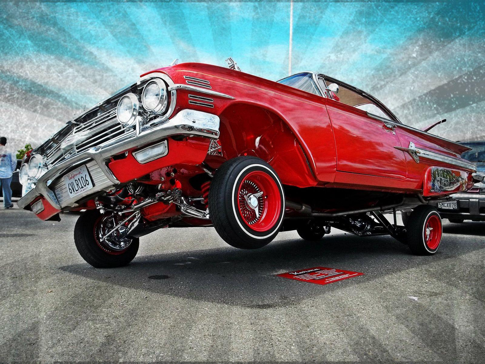 1964 Impala Lowrider Wallpapers