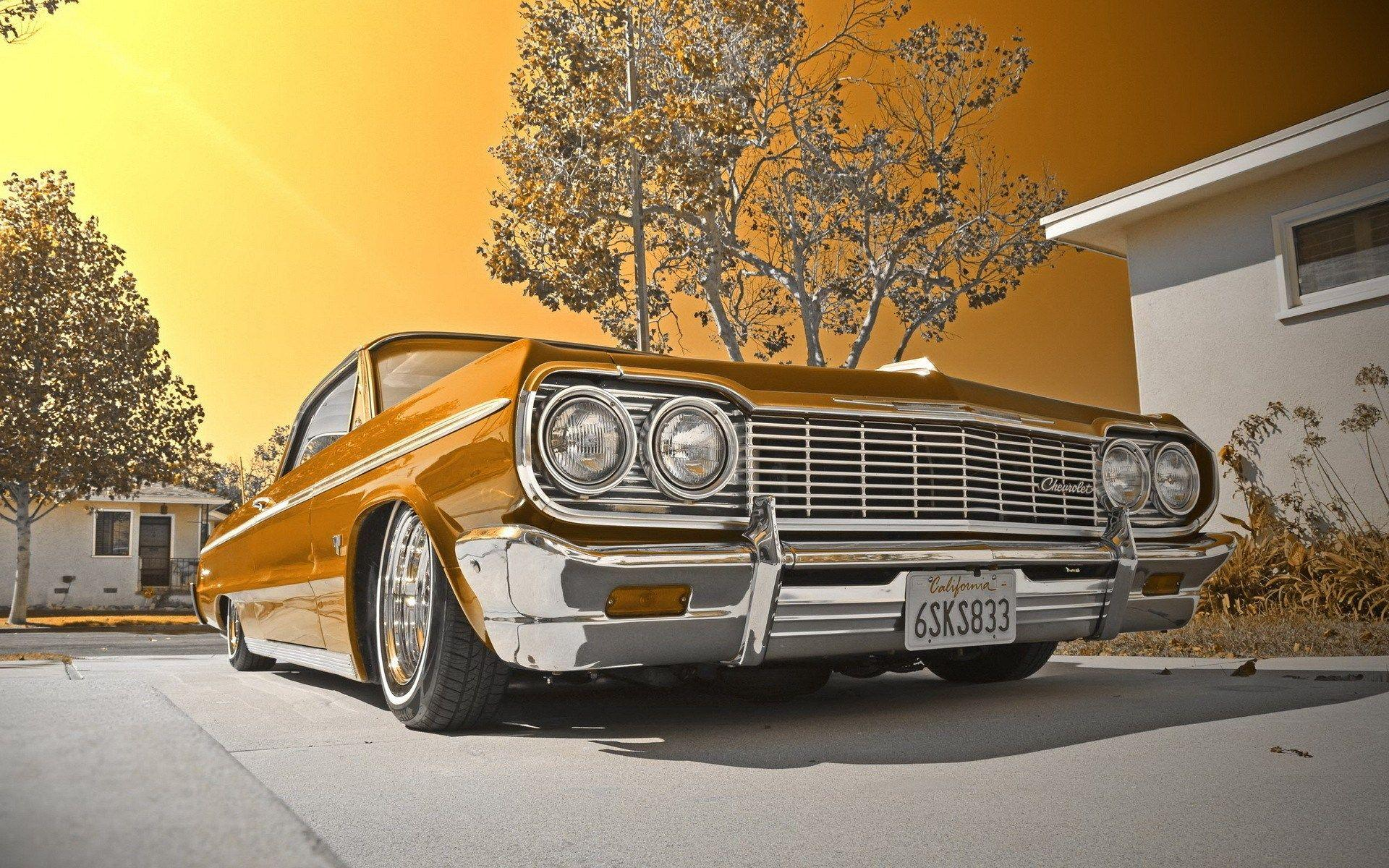 1964 Chevy Impala Wallpapers