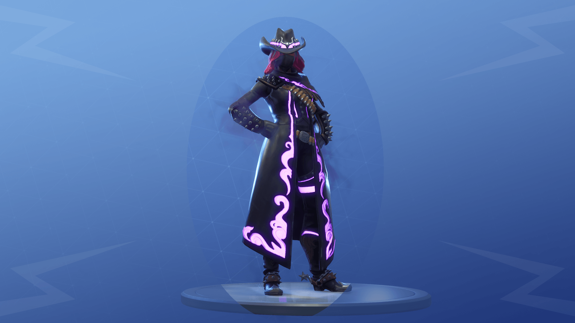 New Season 6 progressive skin: