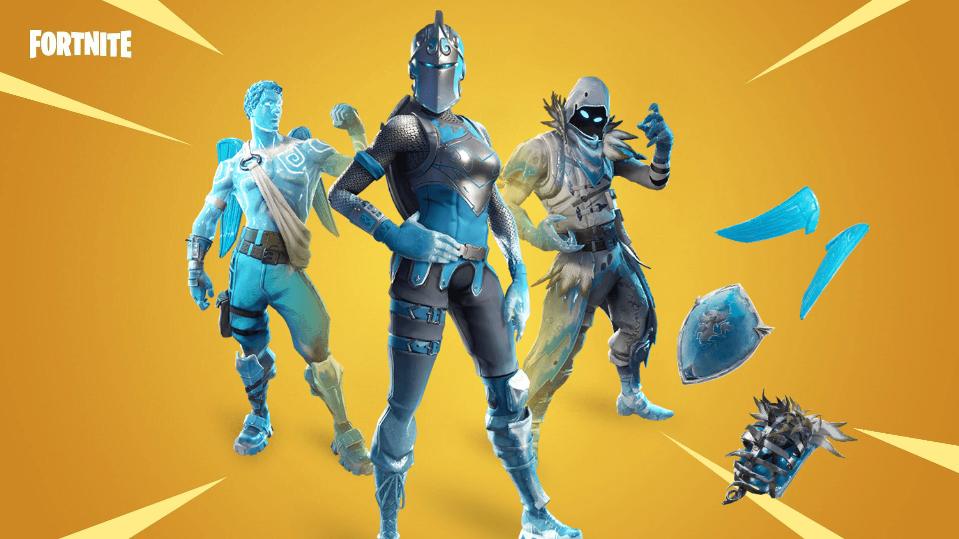 Fortnite Frozen Legends Bundle may cost real money